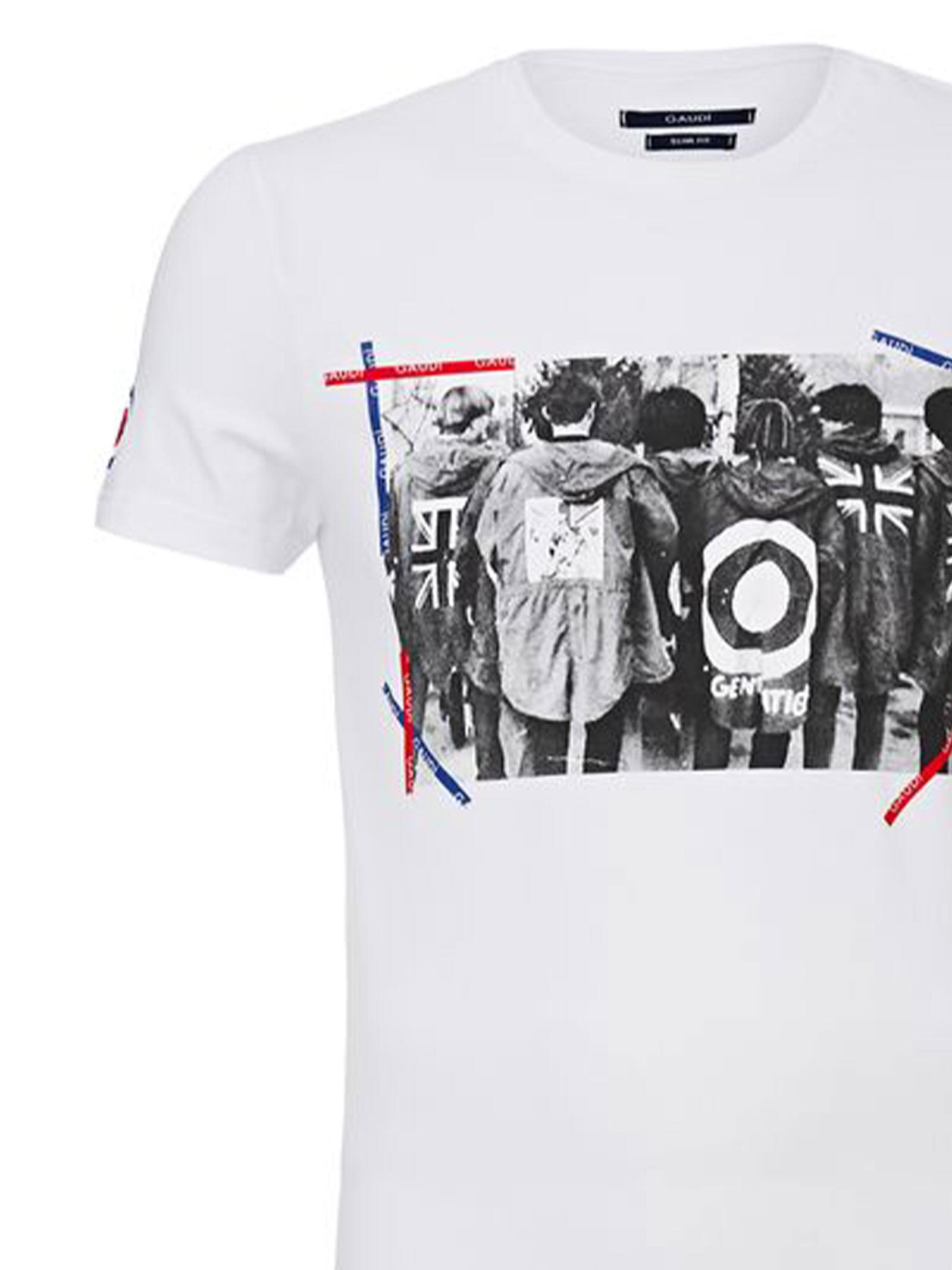 T-SHIRT UOMO GAUDì   T-shirt   021GU640332100