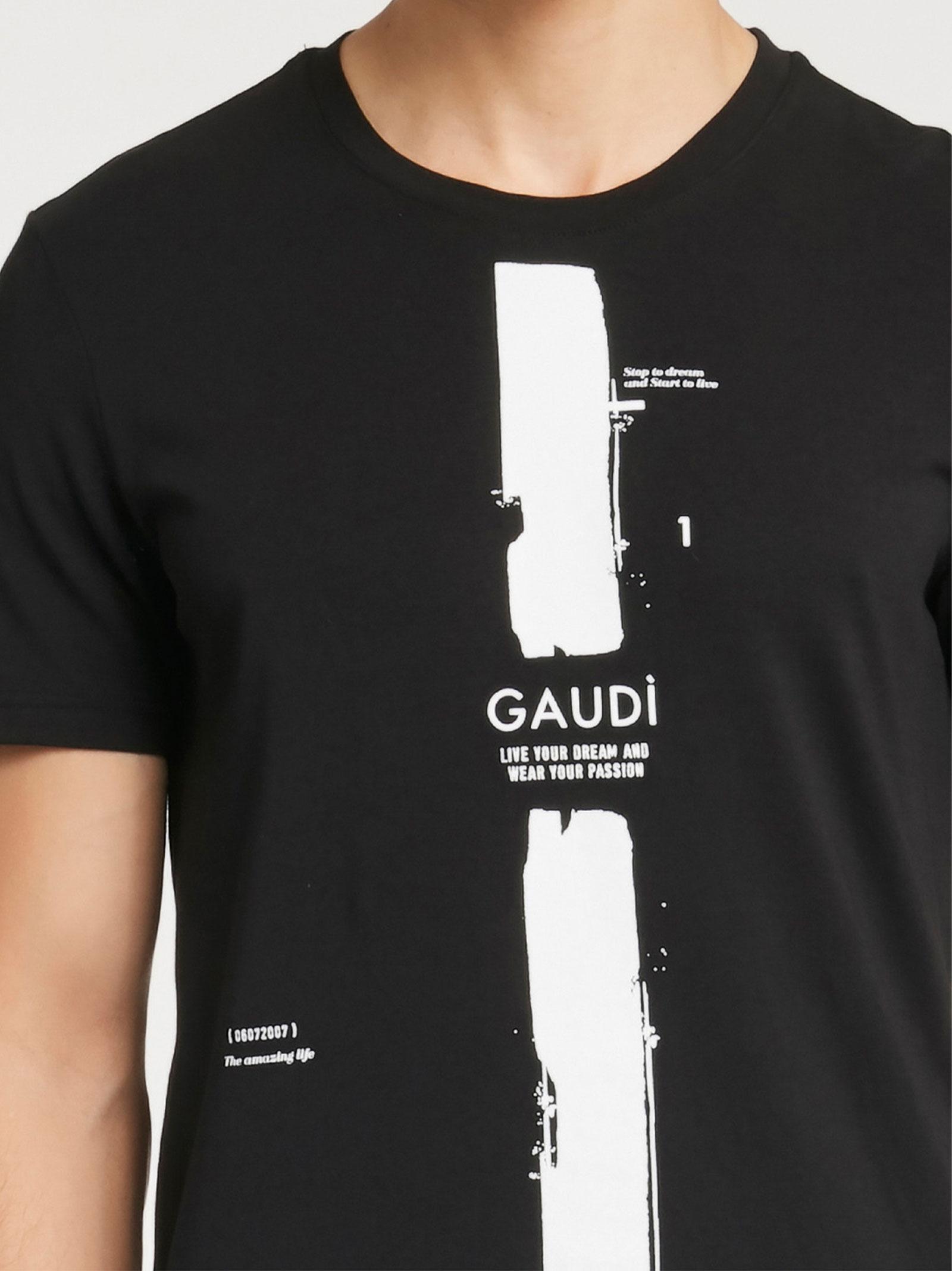 T-SHIRT UOMO GAUDì   T-shirt   021GU640352001