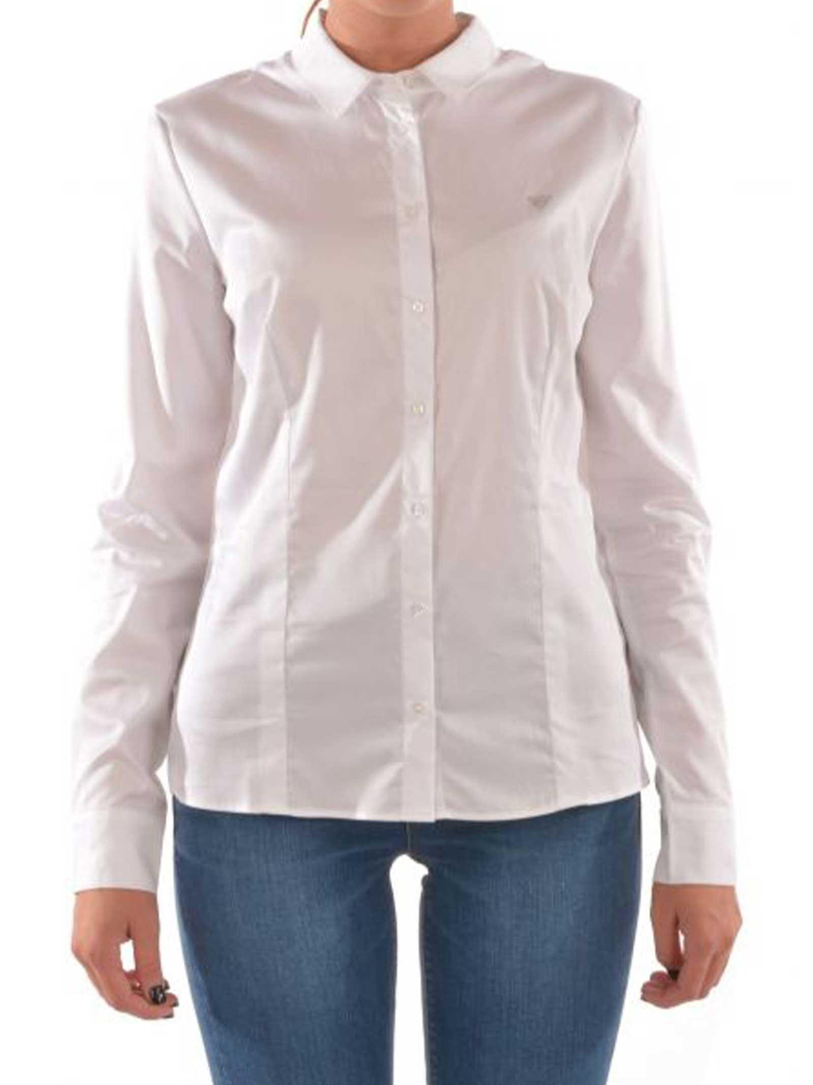 CAMICIA DONNA GUESS   Camicia   W0YH41-WAF10TWHT