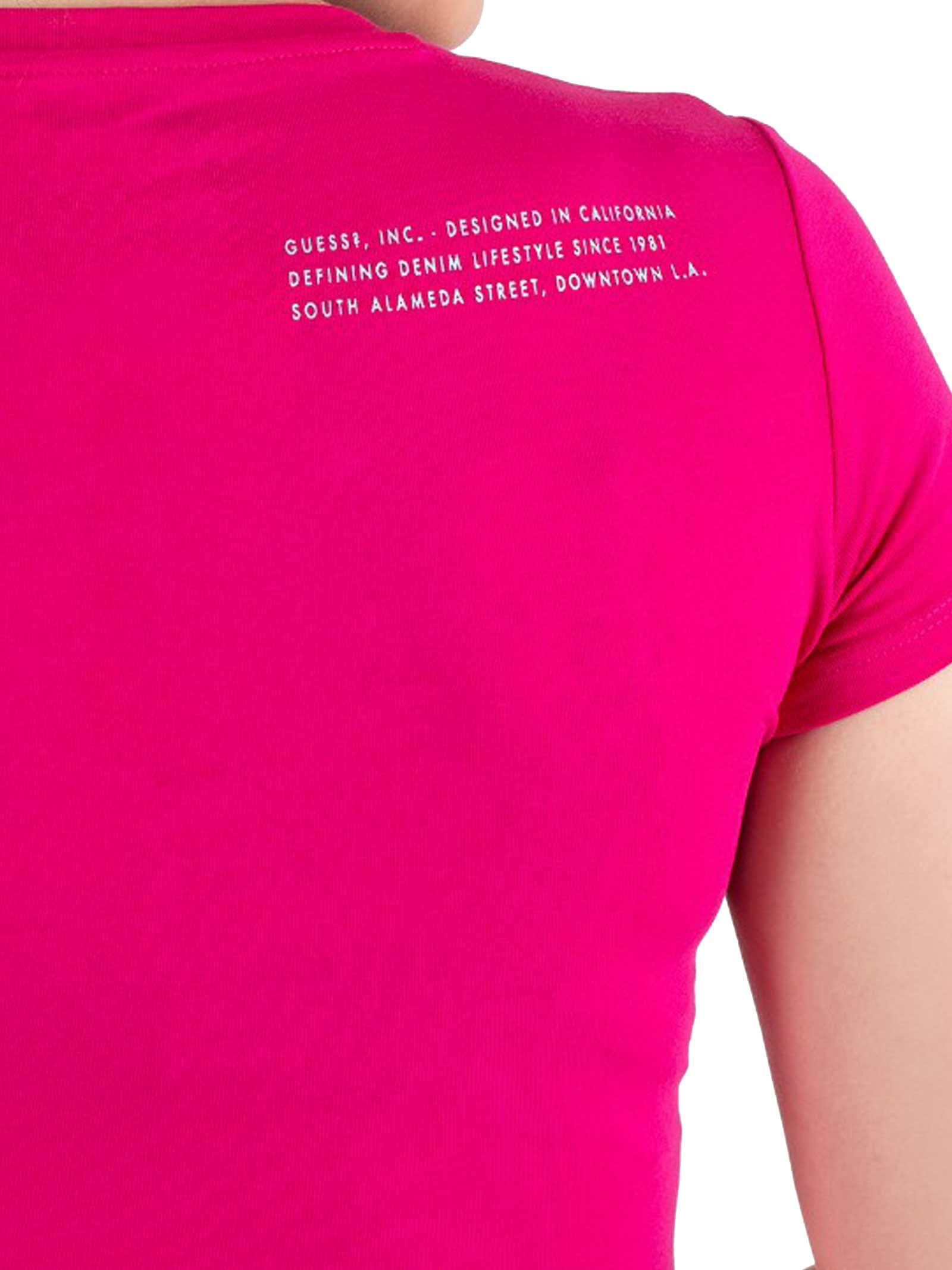 GUESS T-SHIRT GUESS   T-shirt   W0YI87-J1300SOPK