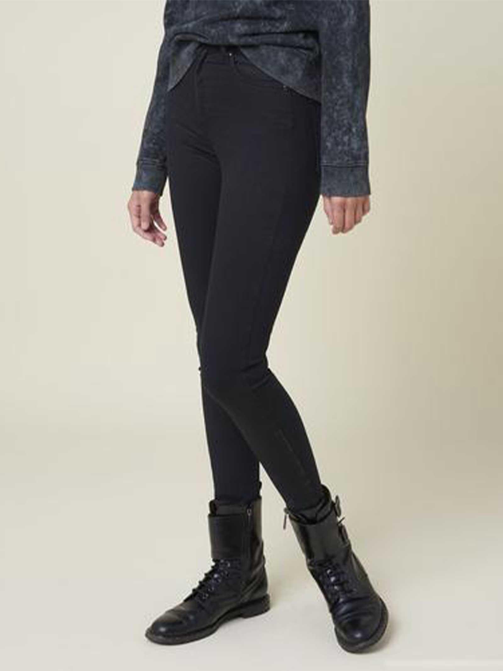 JEANS DONNA SILVIAN HEACH   Jeans   PGA20767JEDENIM BLACK