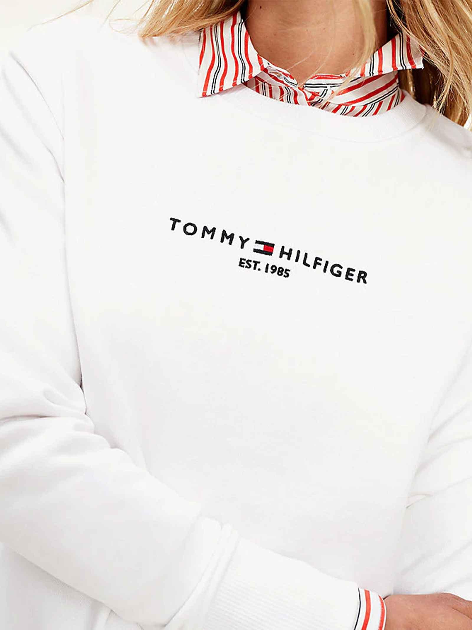 FELPA DONNA TOMMY HILFIGER   Felpa   WW0WW28220YBR