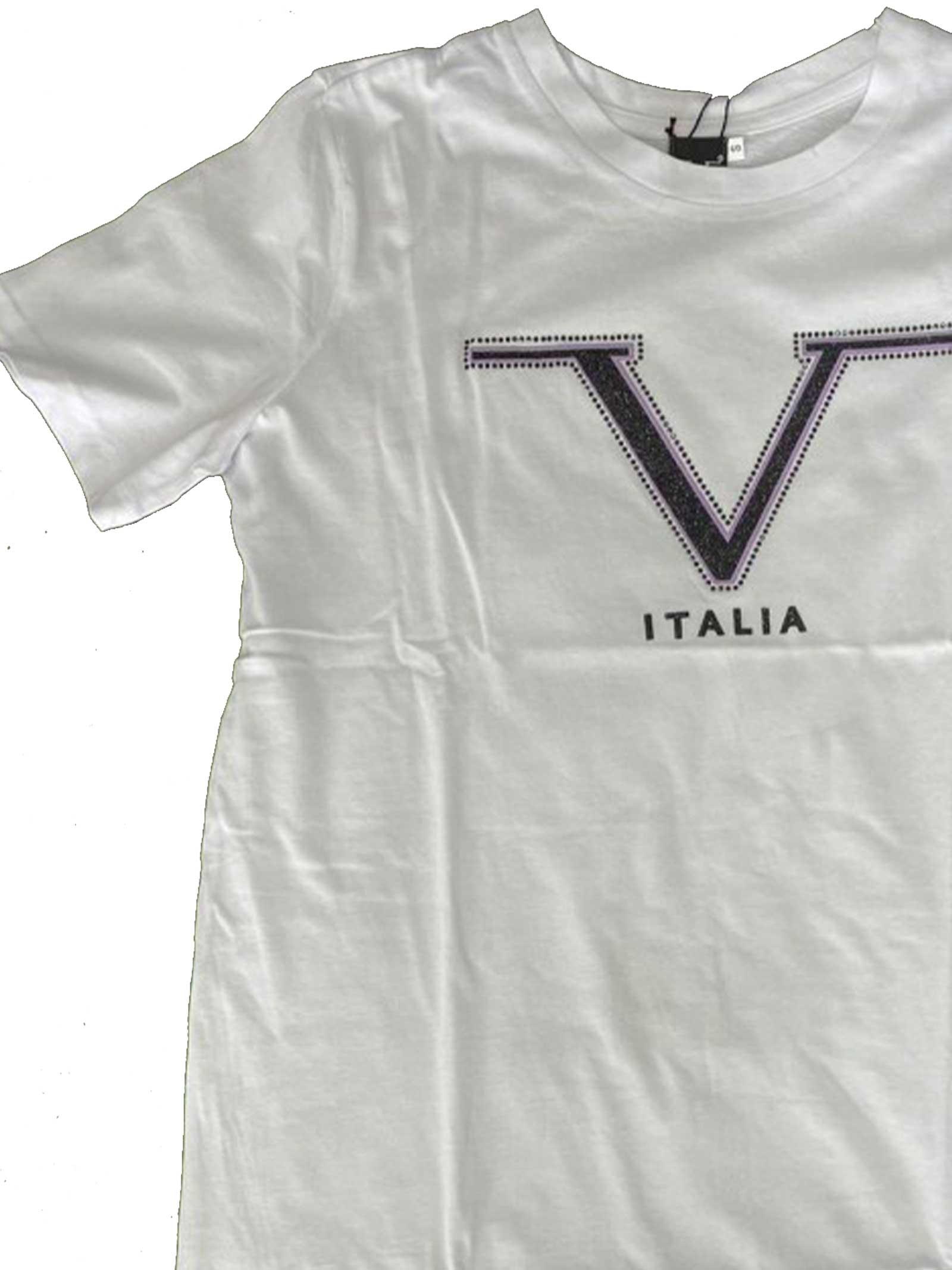 T-SHIRT DONNA 19V69 | T-shirt | VI21SSDPM0012BIANCO