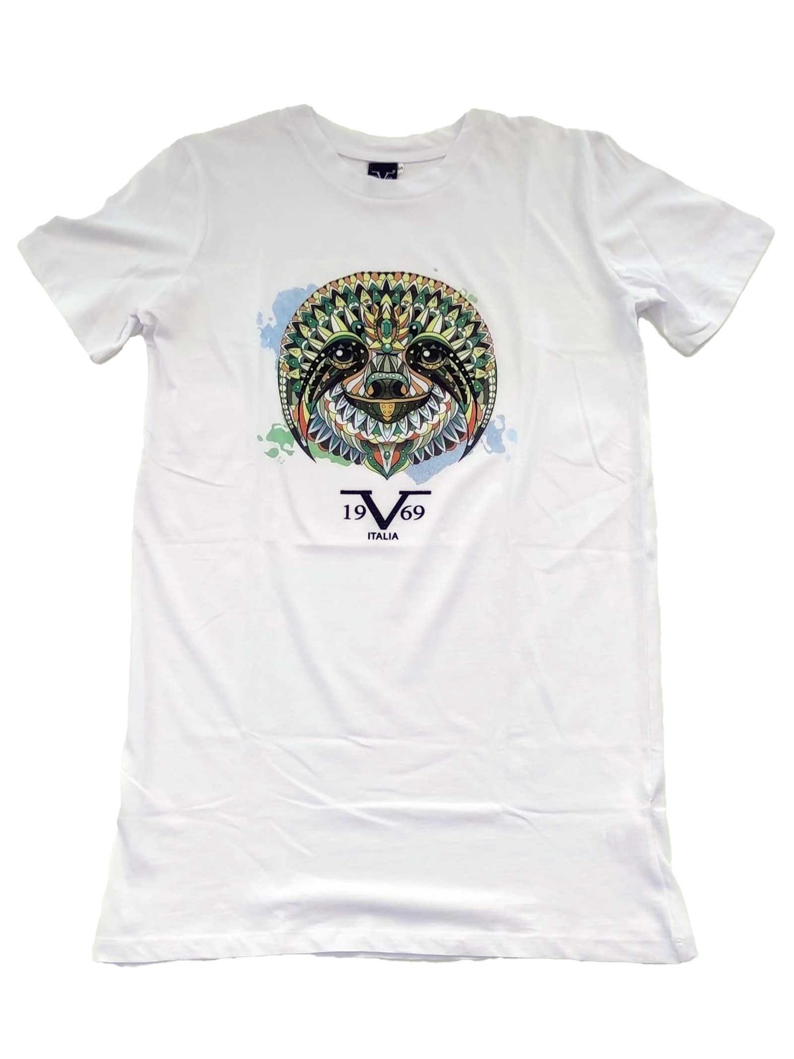 T-SHIRT DONNA 19V69 | T-shirt | VI21SSDPM0014BIANCO