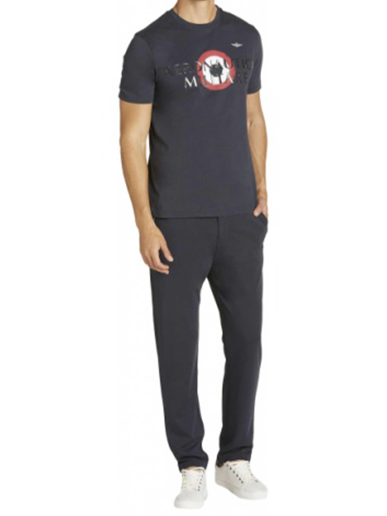 T-SHIRT UOMO AERONAUTICA MILITARE   T-shirt   201TS1710J45208184