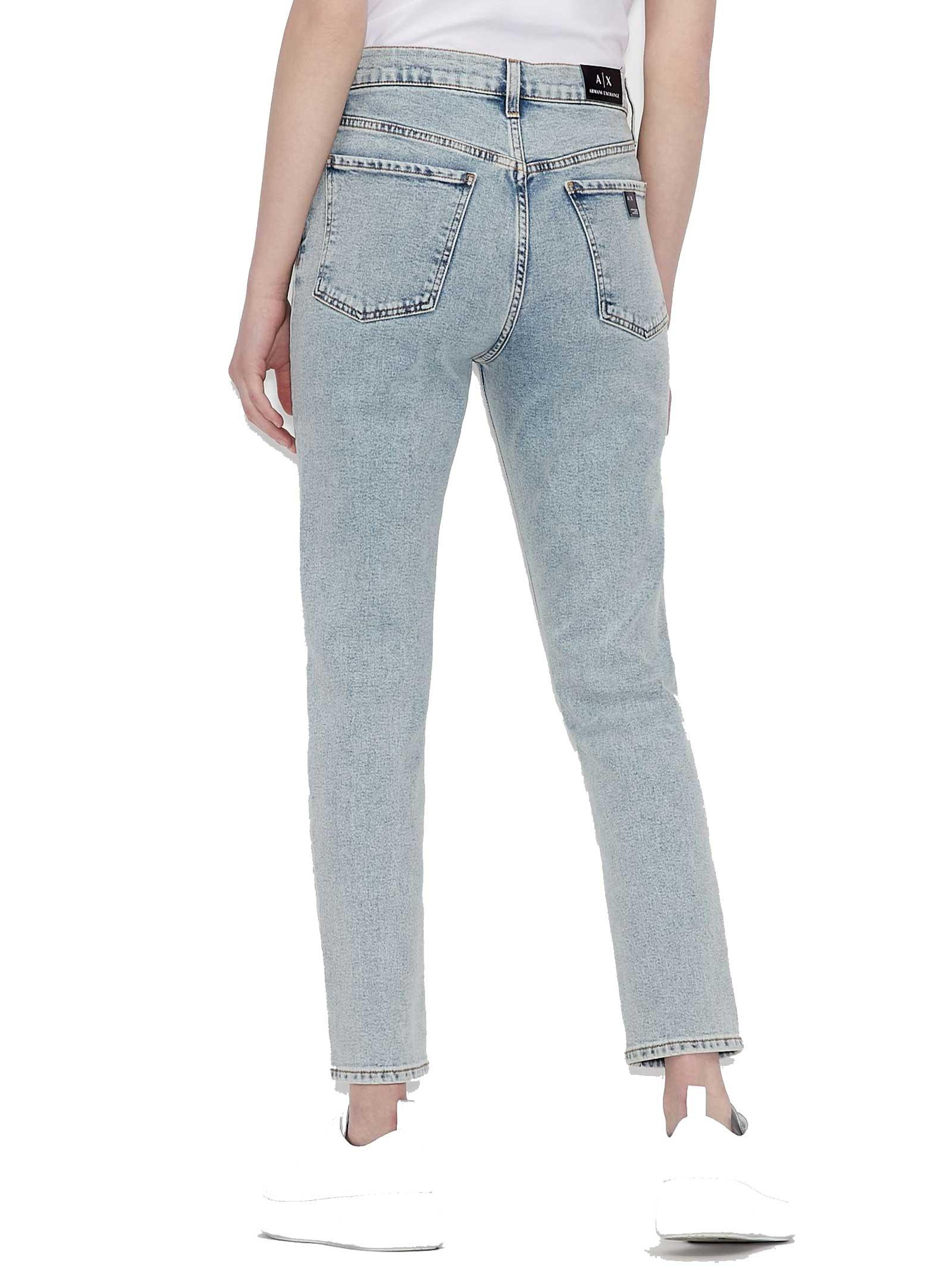 JEANS DONNA ARMANI EXCHANGE | Jeans | 3KYJ51-Y1CLZ1500