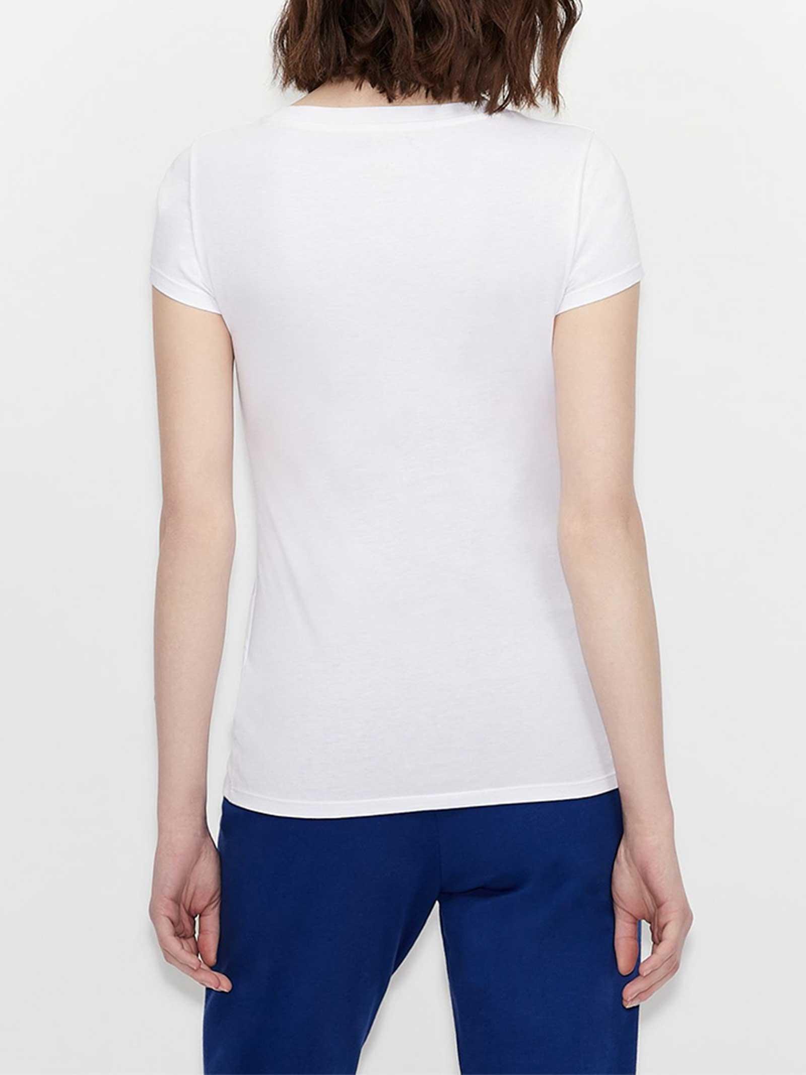 T-SHIRT DONNA ARMANI EXCHANGE   T-shirt   3KYTGU-YJW1Z1000
