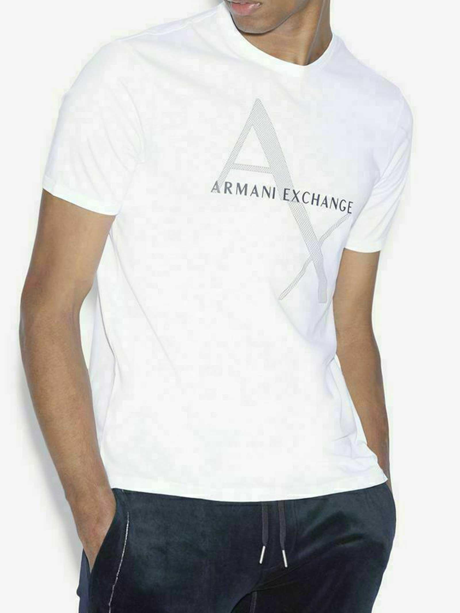 T-SHIRT UOMO ARMANI EXCHANGE | T-shirt | 8NZT76-Z8H4Z1100