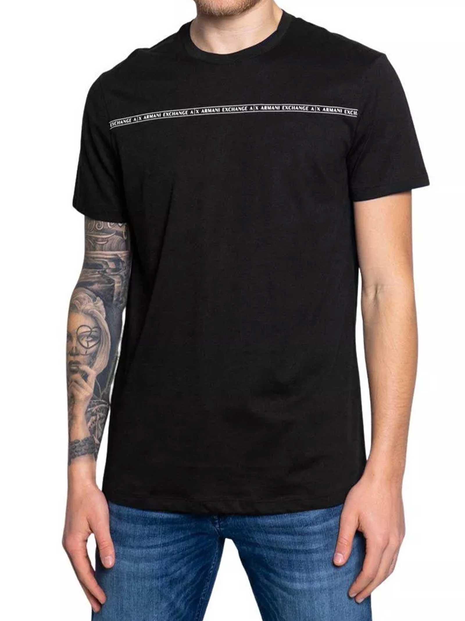 T-SHIRT UOMO ARMANI EXCHANGE   T-shirt   8NZT93-Z8H4Z1200
