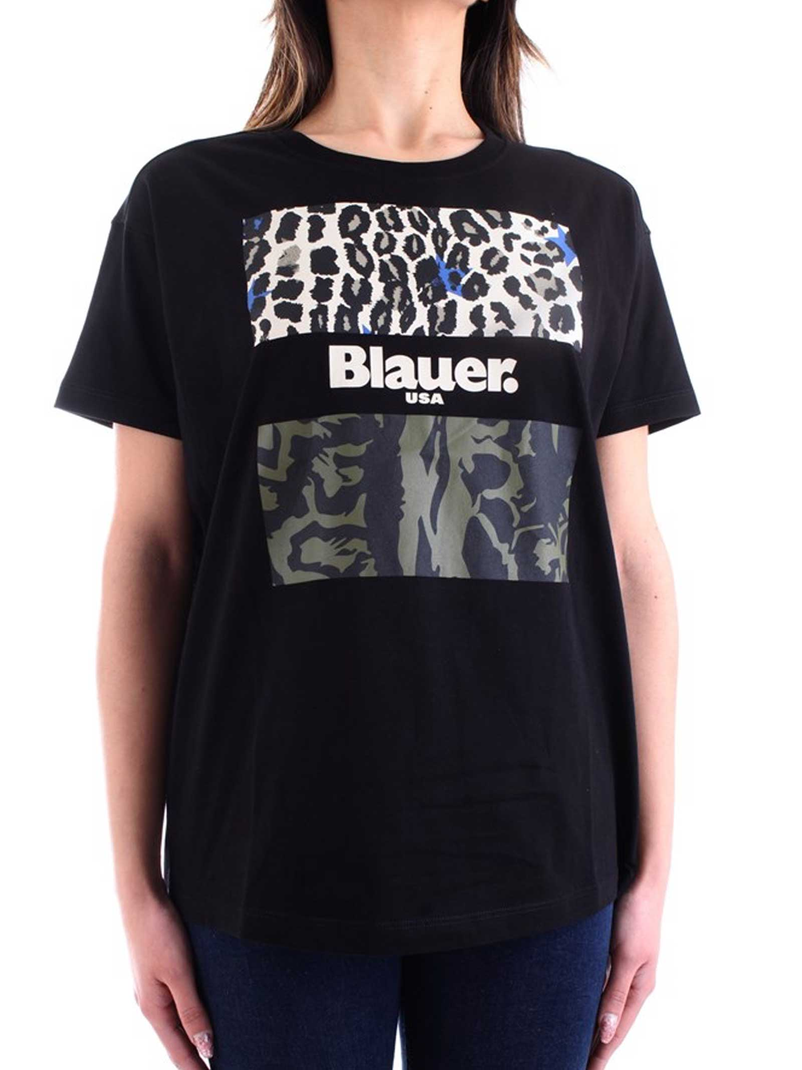 T-SHIRT BLAUER BLAUER   T-shirt   21SBLDH02137-004547999
