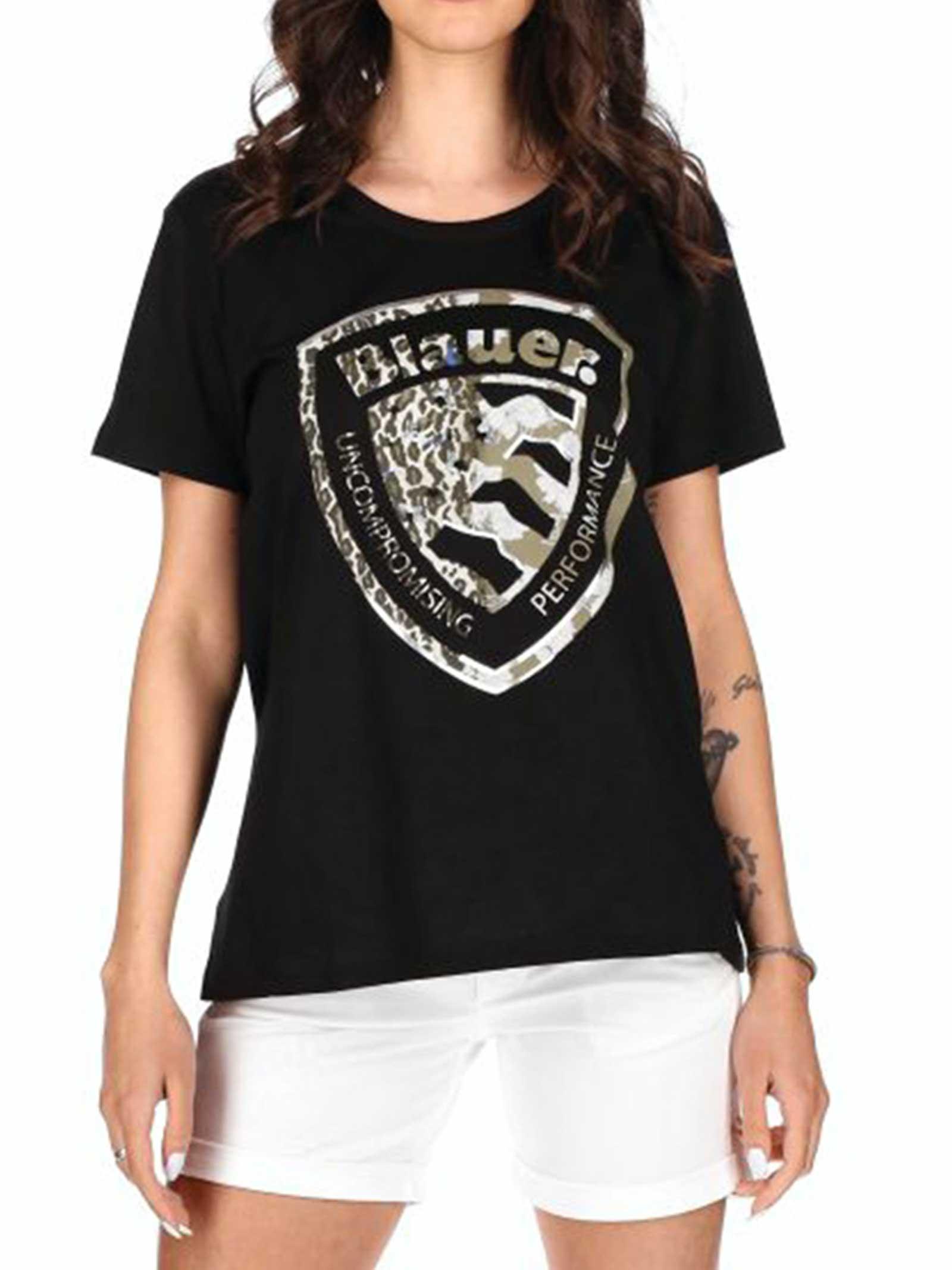 T-SHIRT BLAUER BLAUER   T-shirt   21SBLDH02138-004547999