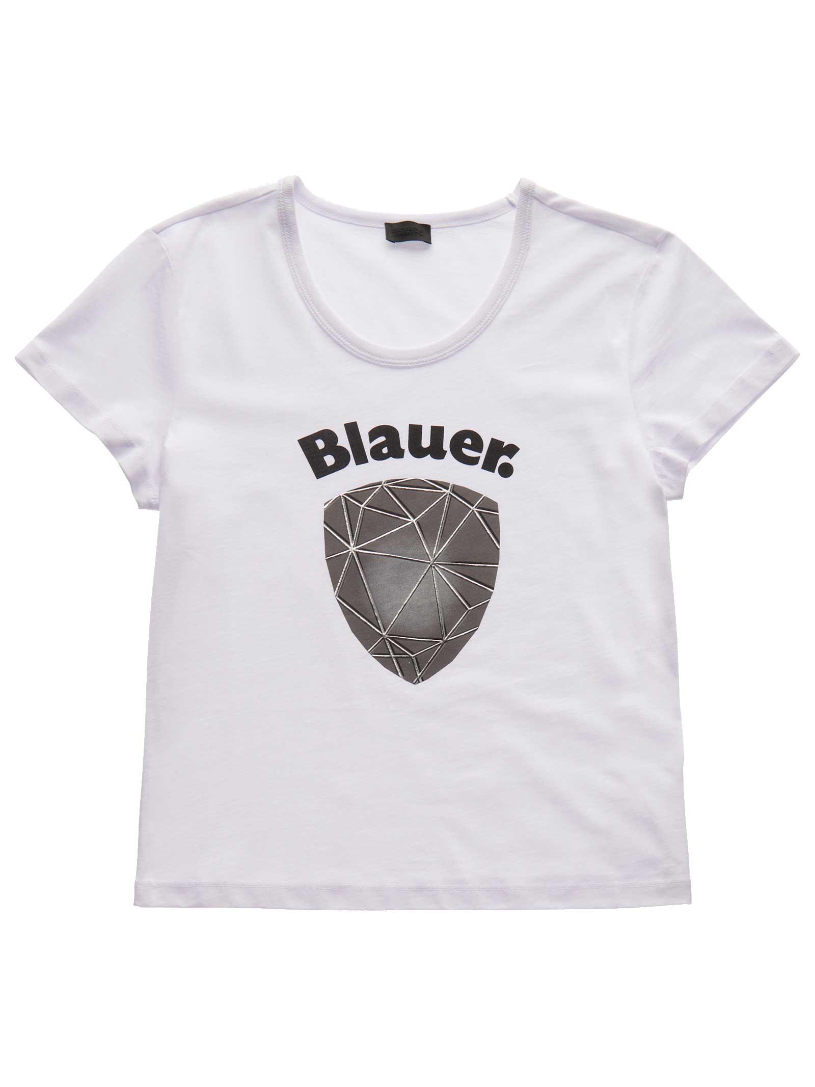 T- SHIRT BLAUER BLAUER | T-shirt | 21SBLDH02399-006006100