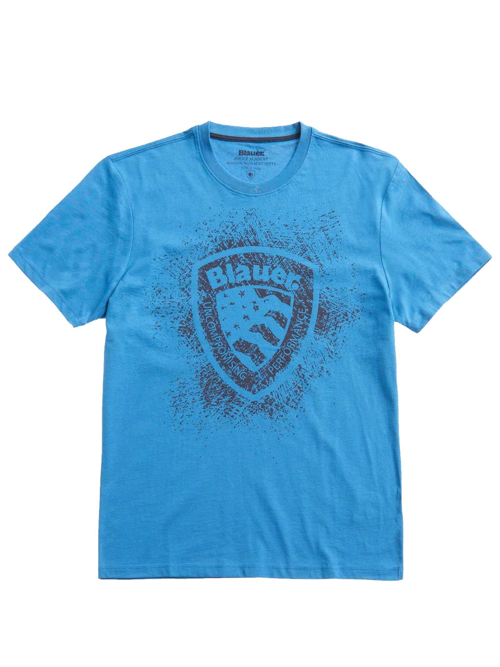 T-SHIRT BLAUER BLAUER   T-shirt   21SBLUH02134-004547801