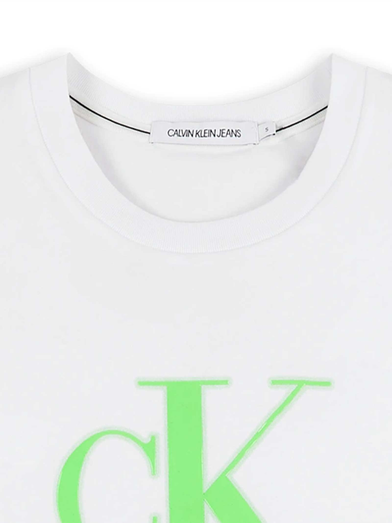 T-SHIRT DONNA CALVIN KLEIN   T-shirt   J20J215312YAF