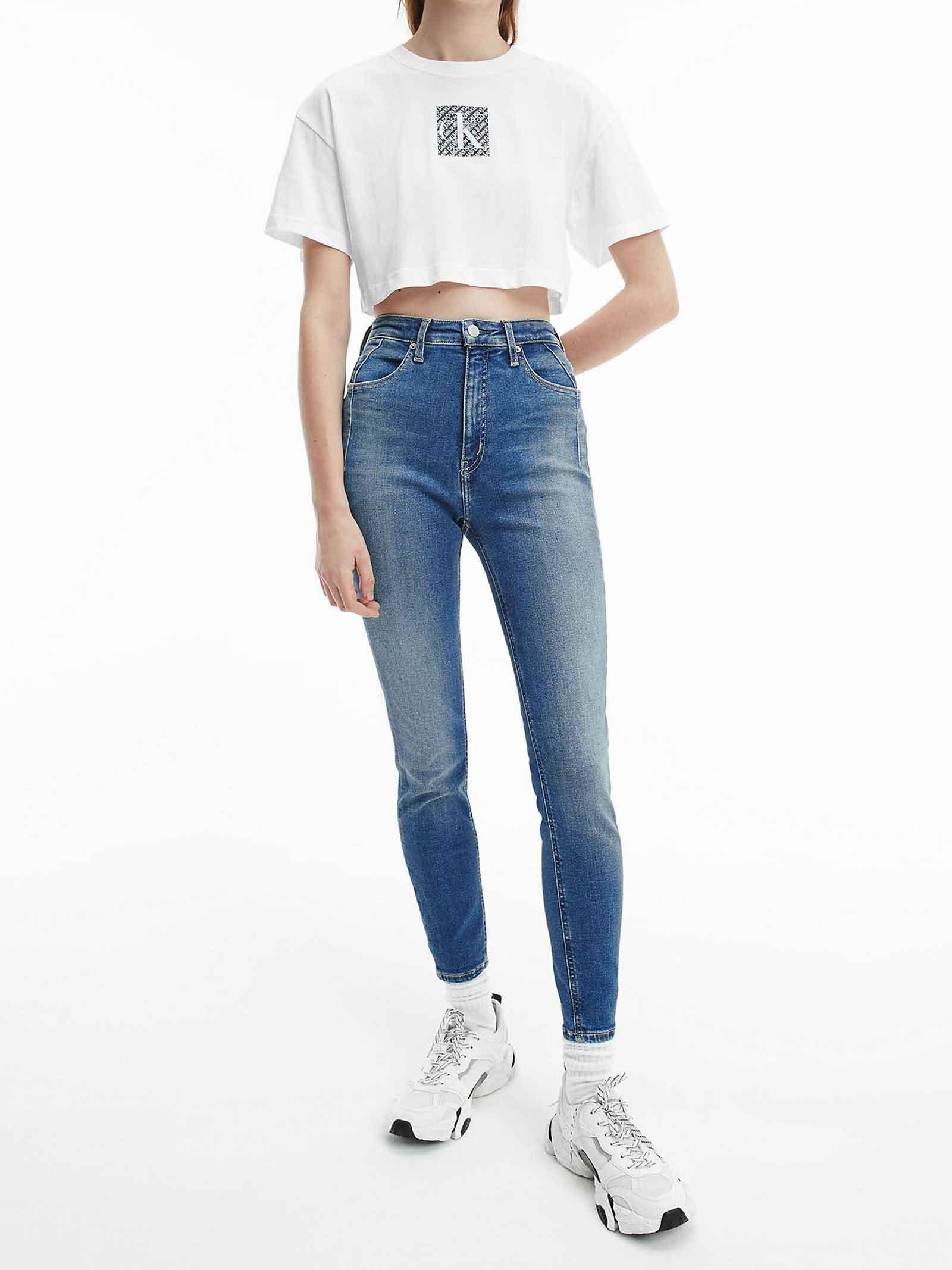 T-SHIRT DONNA CALVIN KLEIN | T-shirt | J20J215612YAF