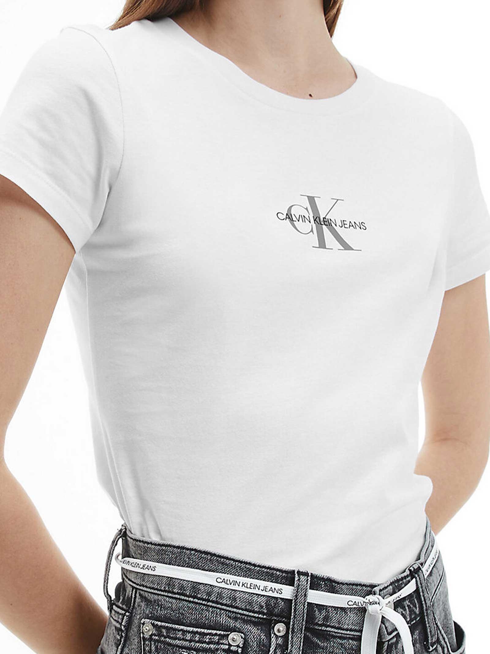 T-SHIRT DONNA CALVIN KLEIN | T-shirt | J20J216577YAF