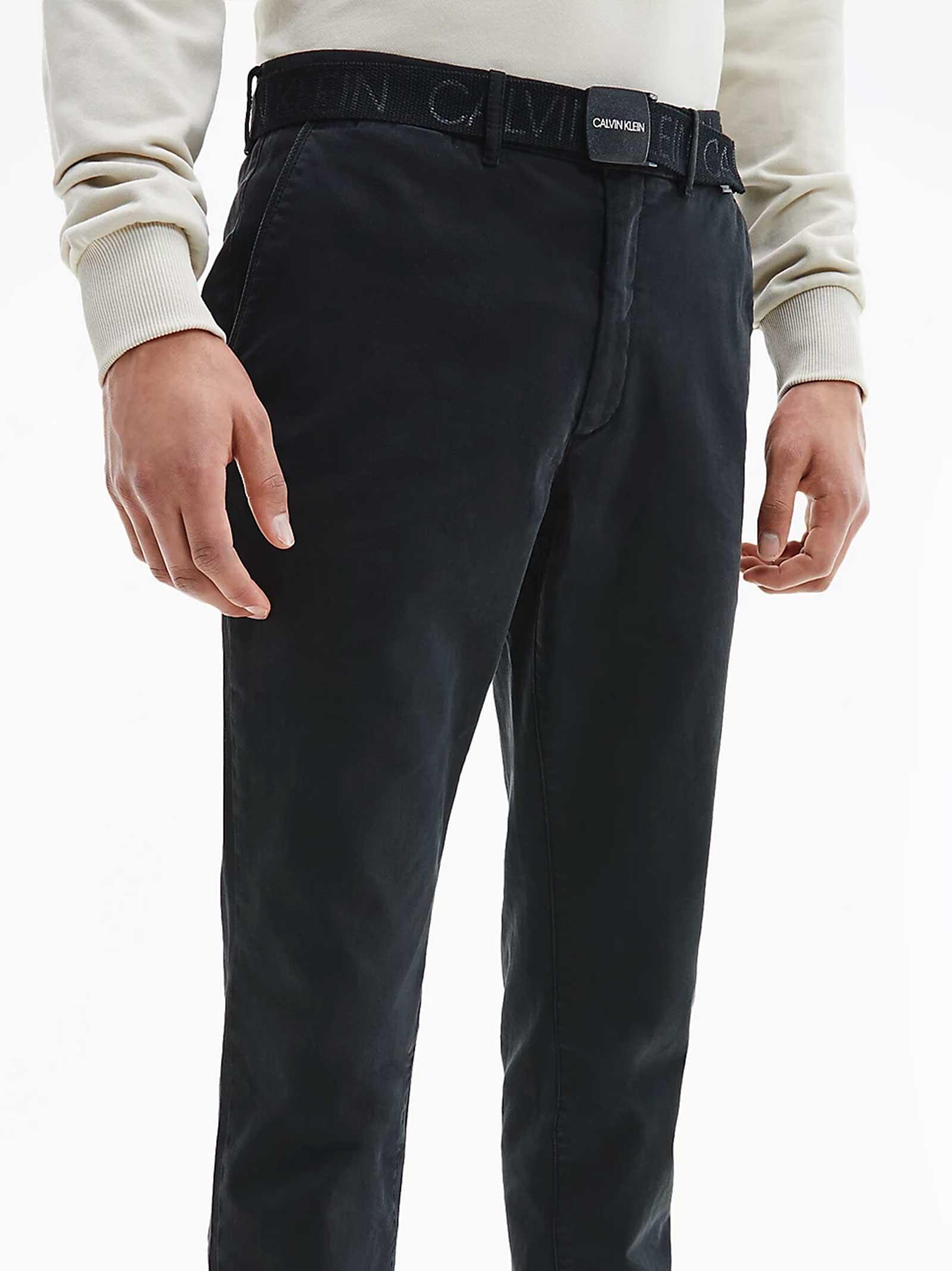 PANTALONI UOMO CALVIN KLEIN   Pantalone   K10K106894BEH