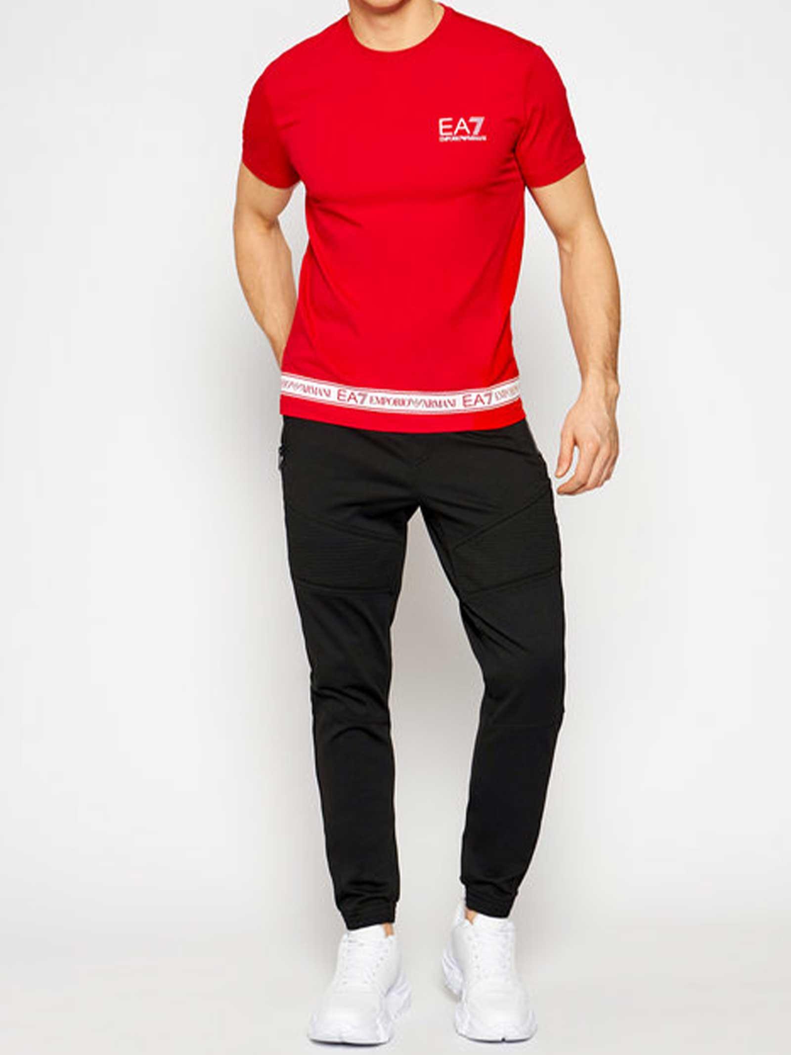 T-SHIRT UOMO EA7   T-shirt   3KPT05-PJ03Z1451