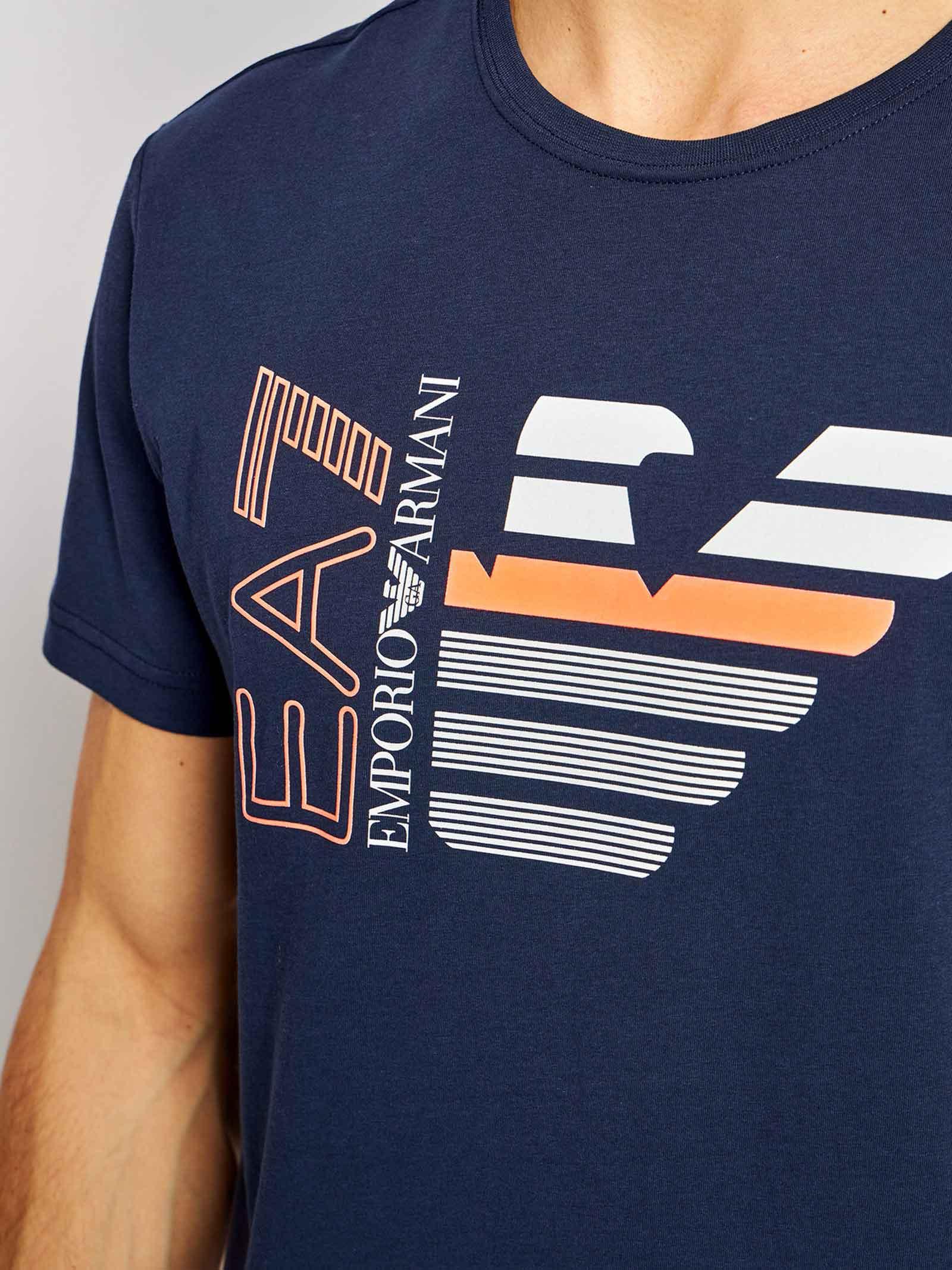 T-SHIRT UOMO EA7 | T-shirt | 3KPT22-PJ6EZ1554