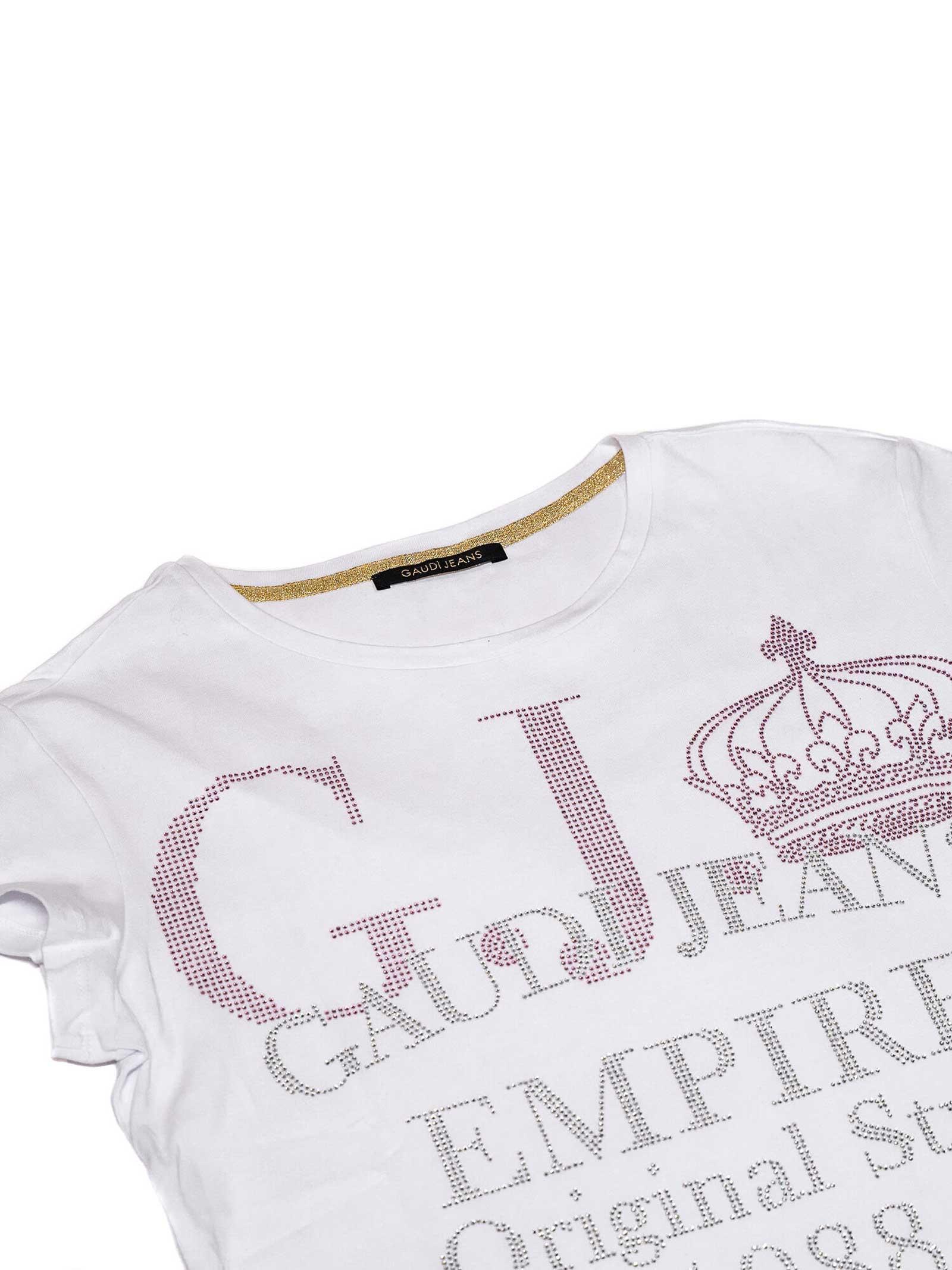 T-SHIRT GAUDì GAUDì | T-shirt | 111BD640212100