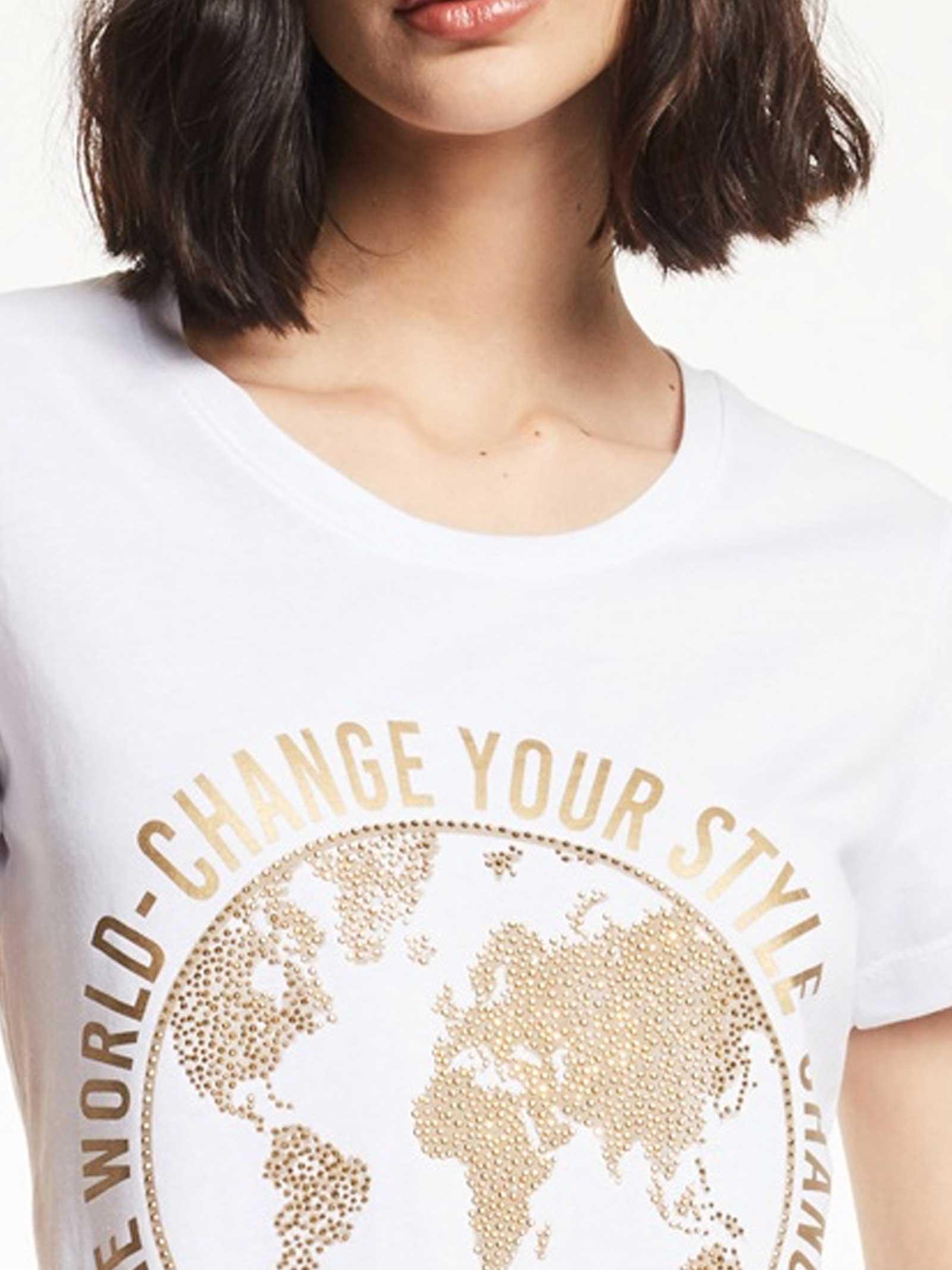 T-SHIRT GAUDì GAUDì   T-shirt   111BD640552100
