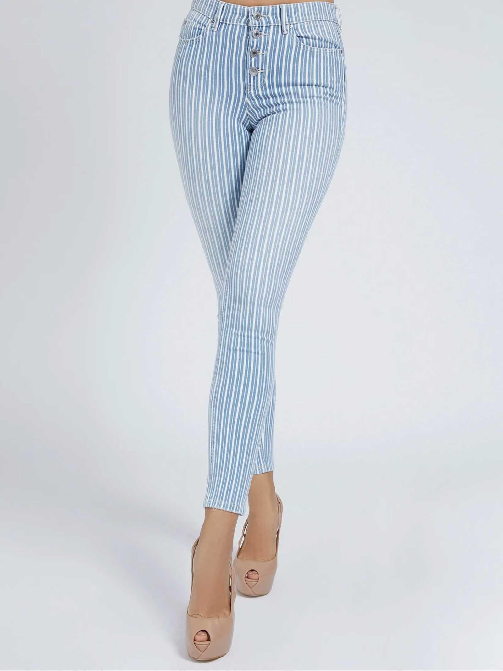 JEANS DONNA GUESS | Jeans | W1GA28-D4CR1OCST