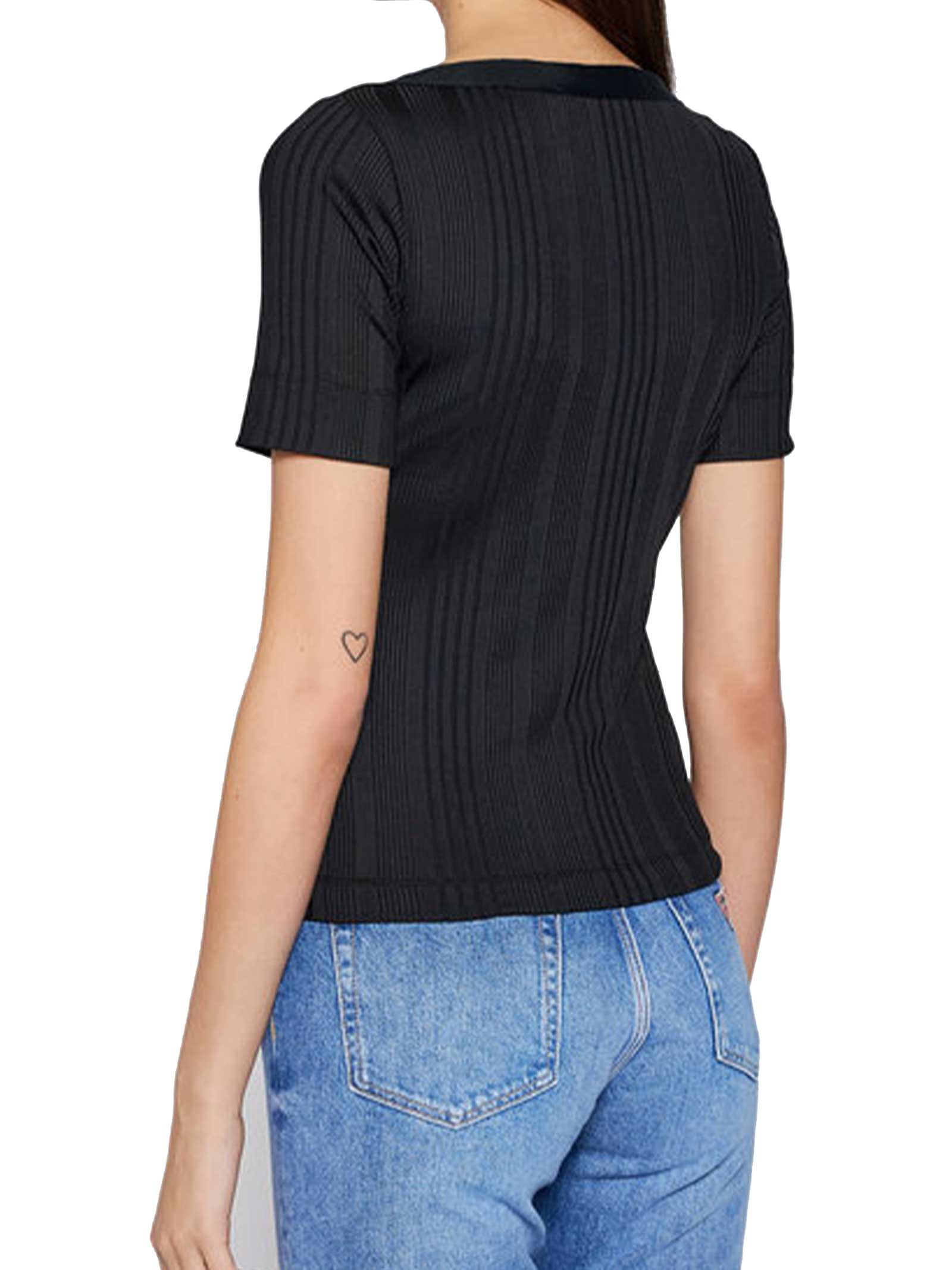 T-SHIRT DONNA GUESS | T-shirt | W1GP83-KAF42JBLK