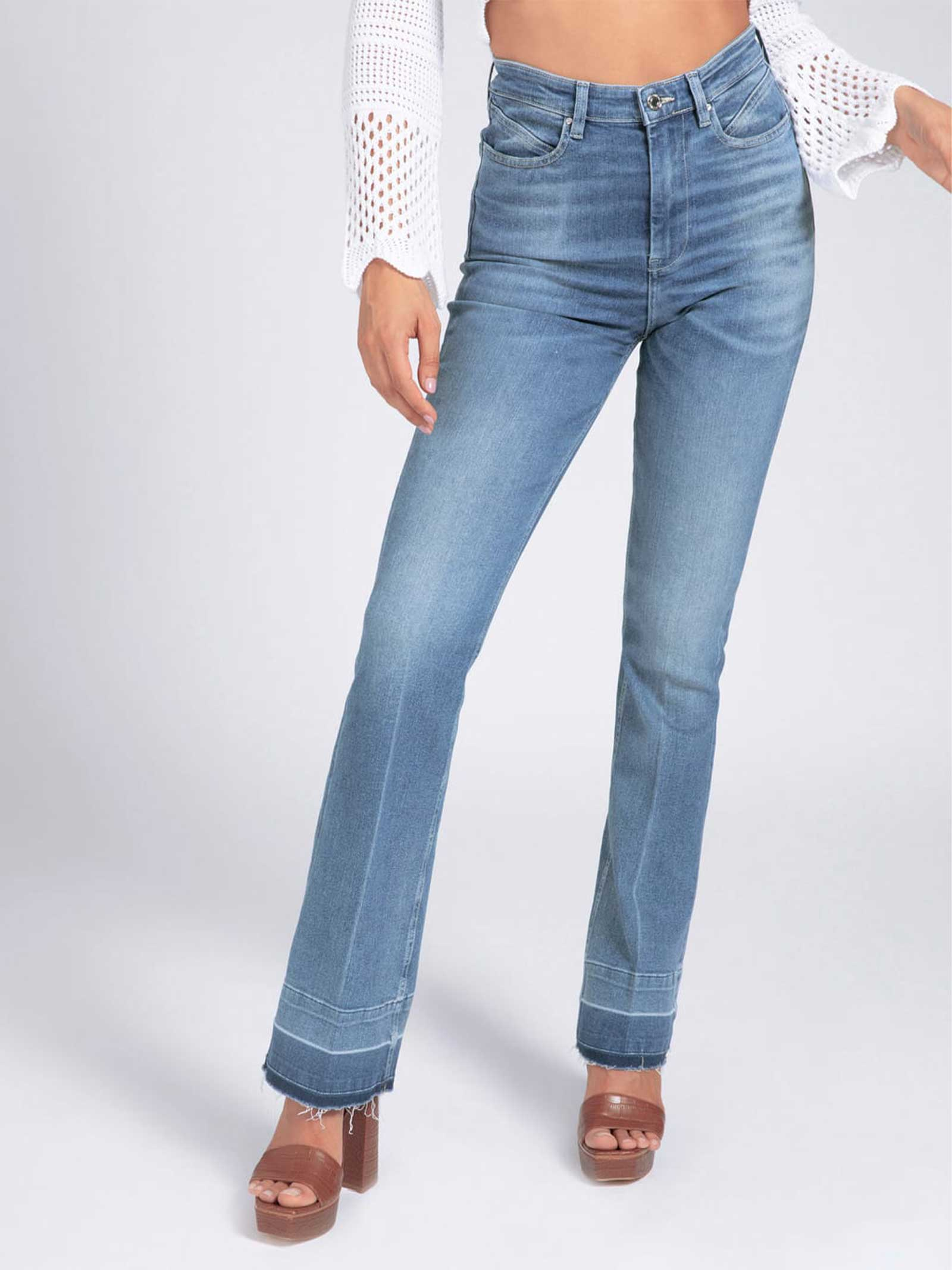 JEANS DONNA GUESS   Jeans   W1RA63-D4AO1BTOR