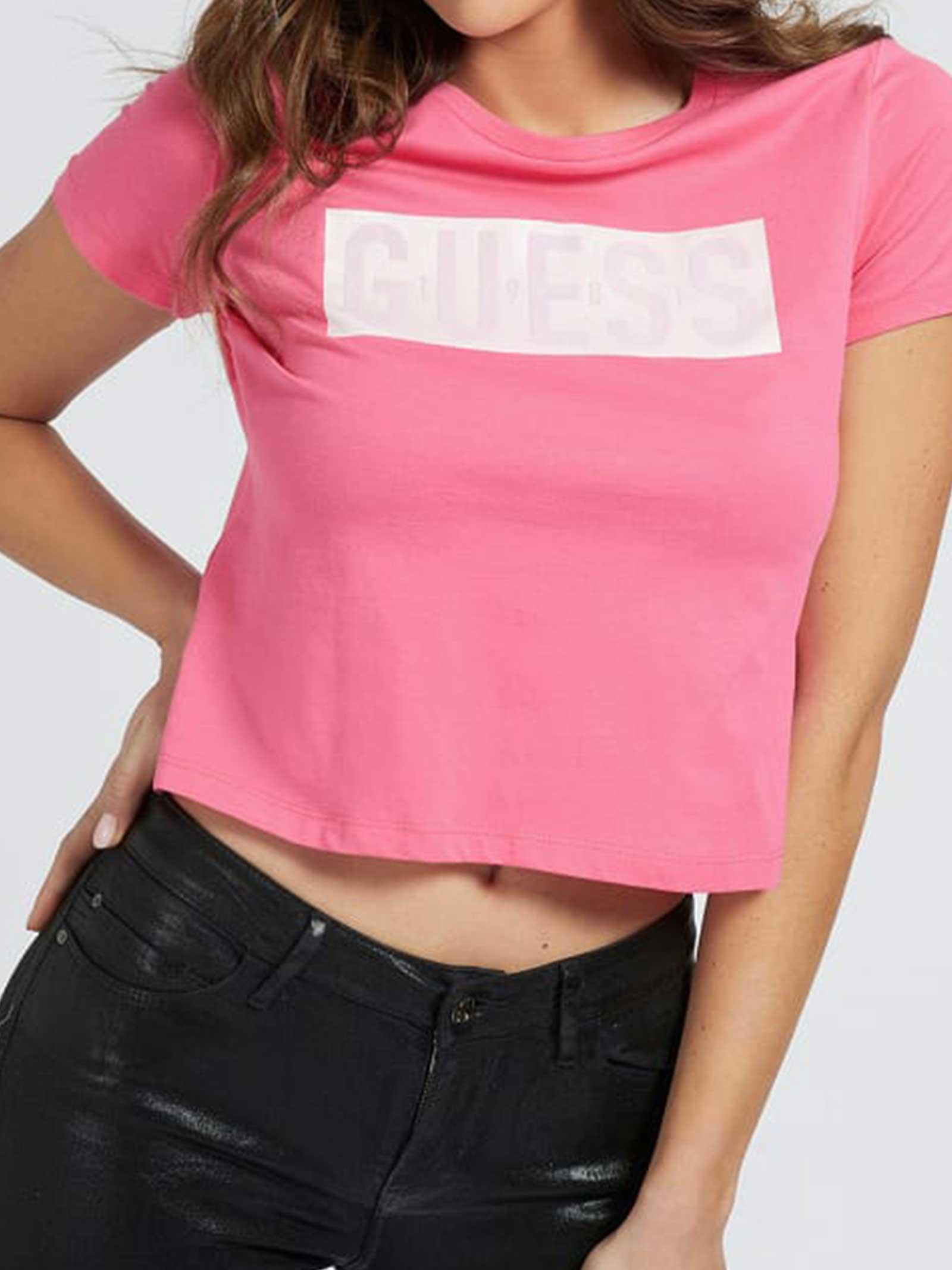 T-SHIRT DONNA GUESS | T-shirt | W1RI05-JA900G64E