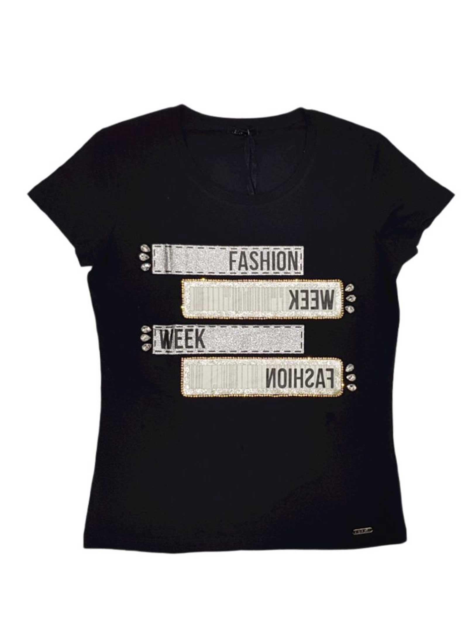 T-SHIRT JAIME' JAIME' | T-shirt | 10686J-TSNERO