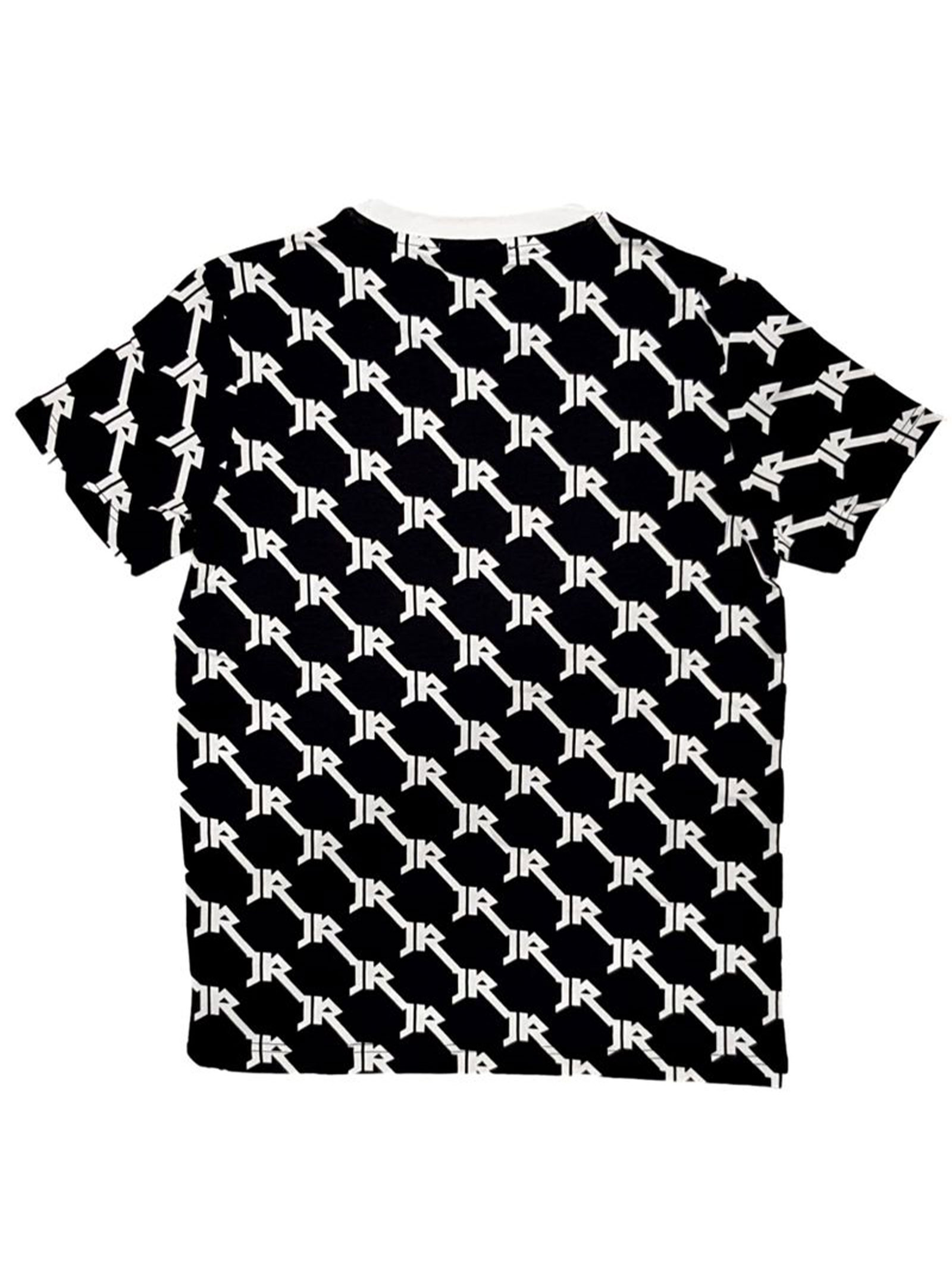 JOHN RICHMOND T-SHIRT JOHN RICHMOND   T-shirt   UMP21034TSBLACK