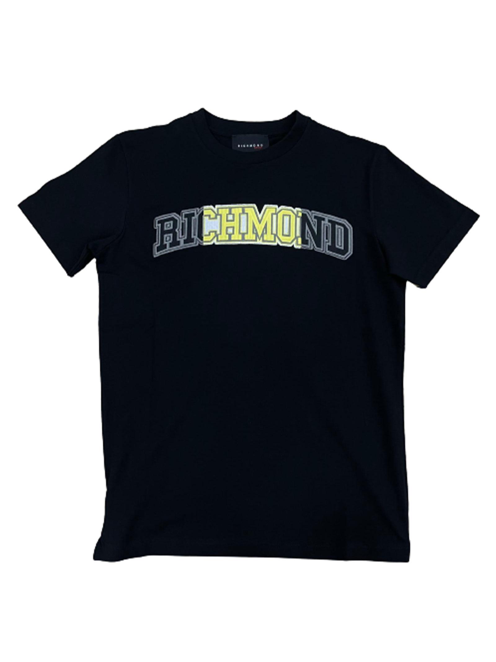 JOHN RICHMOND T-SHIRT JOHN RICHMOND   T-shirt   UMP21079TSBLACK
