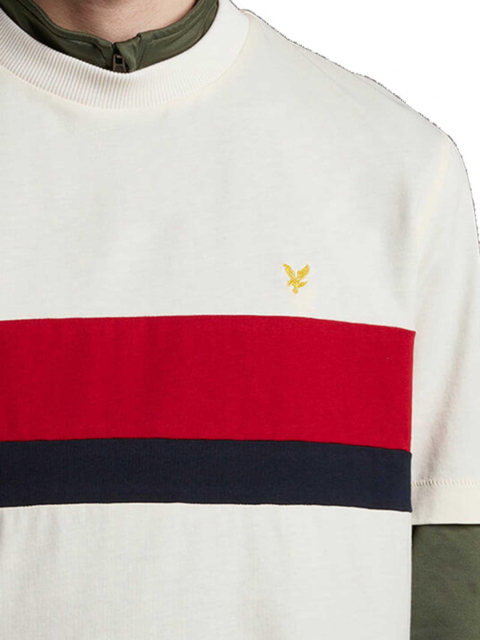 T-SHIRT UOMO LYLE & SCOTT   T-shirt   TS1451VW120