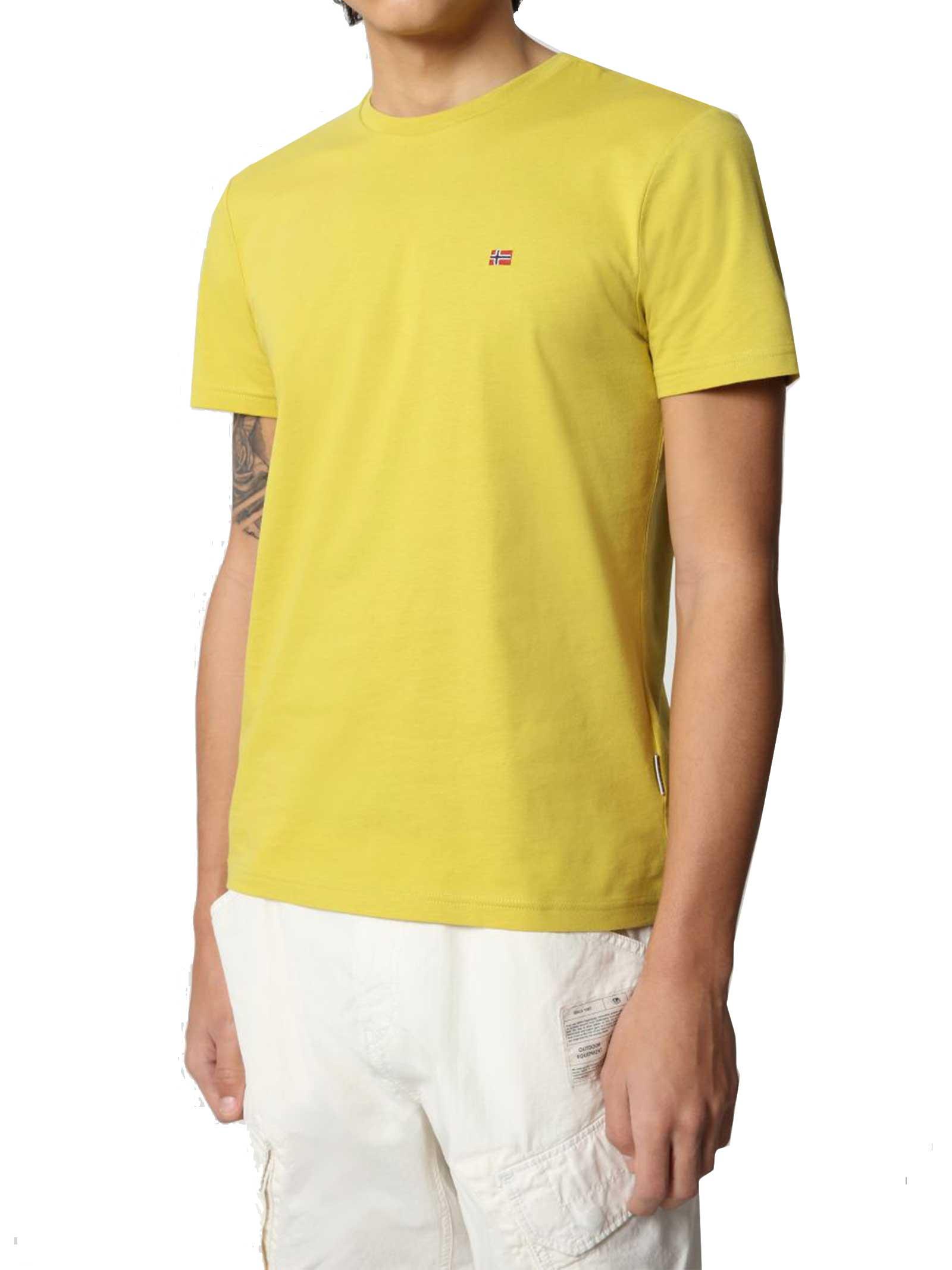 T-SHIRT UOMO NAPAPIJRI   T-shirt   NP0A4EW8YA9