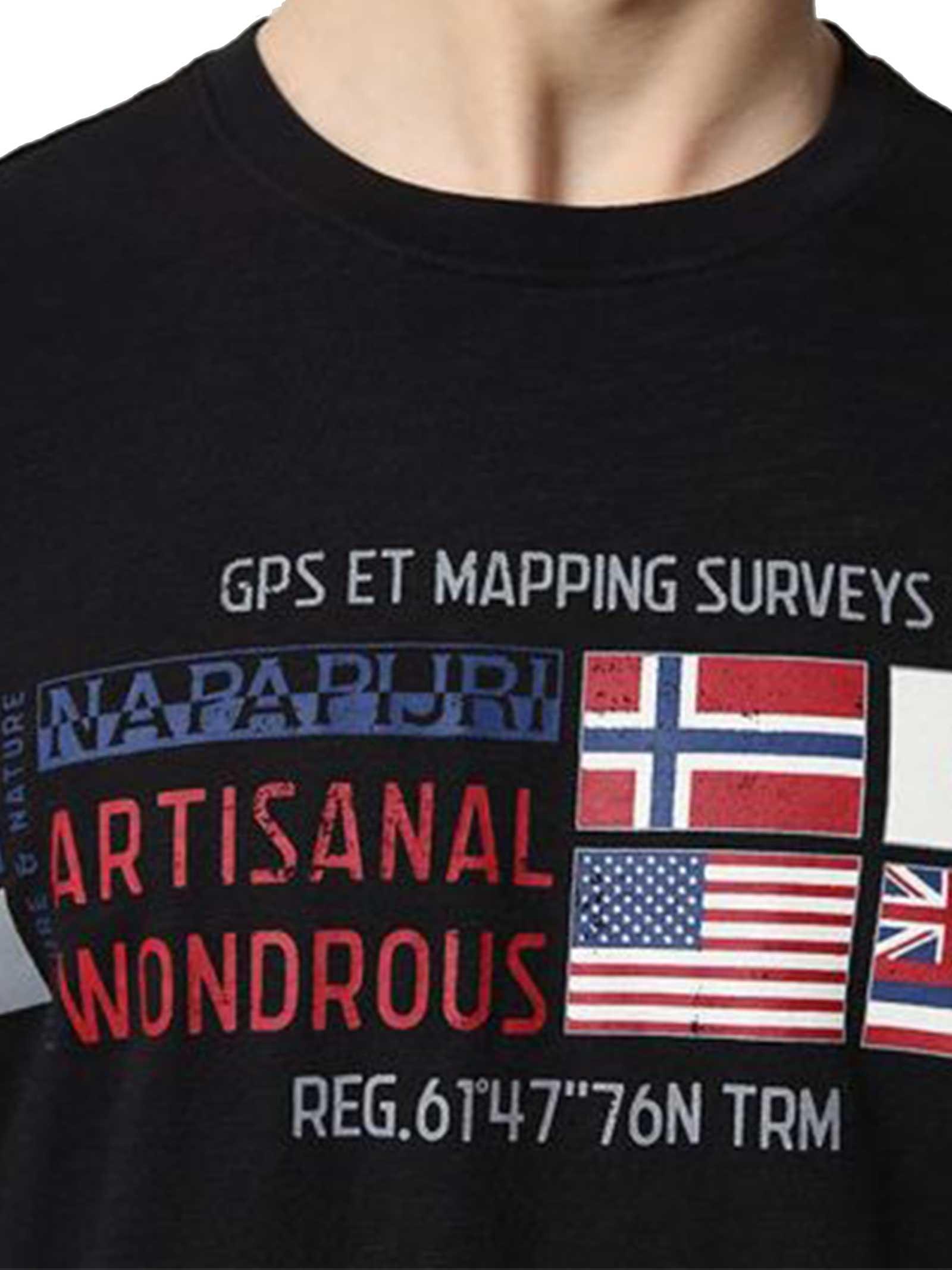 T-SHIRT UOMO NAPAPIJRI | T-shirt | NP0A4F6J041
