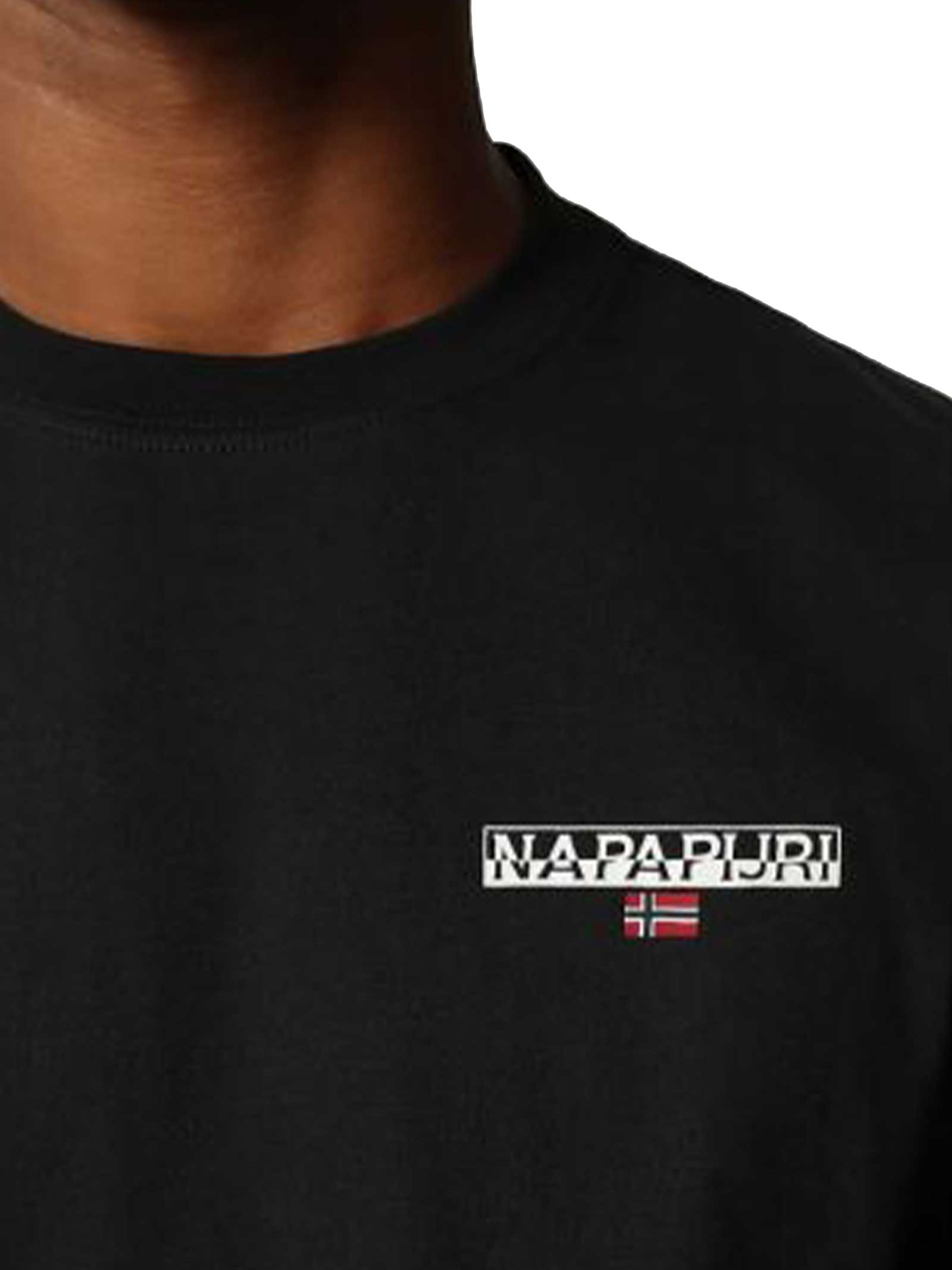T-SHIRT UOMO NAPAPIJRI | T-shirt | NP0A4F6V041