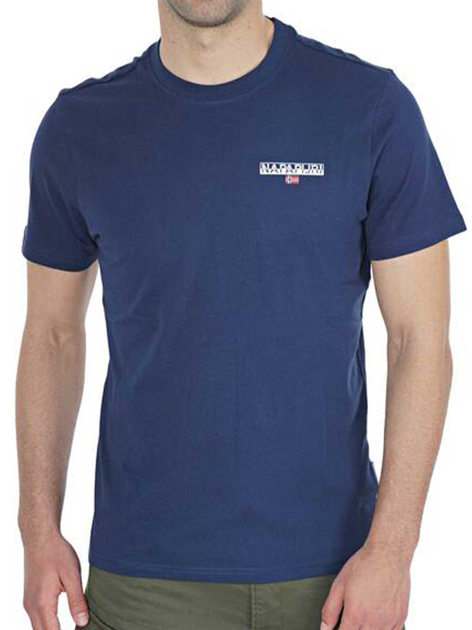 T-SHIRT UOMO NAPAPIJRI   T-shirt   NP0A4F6VBB6