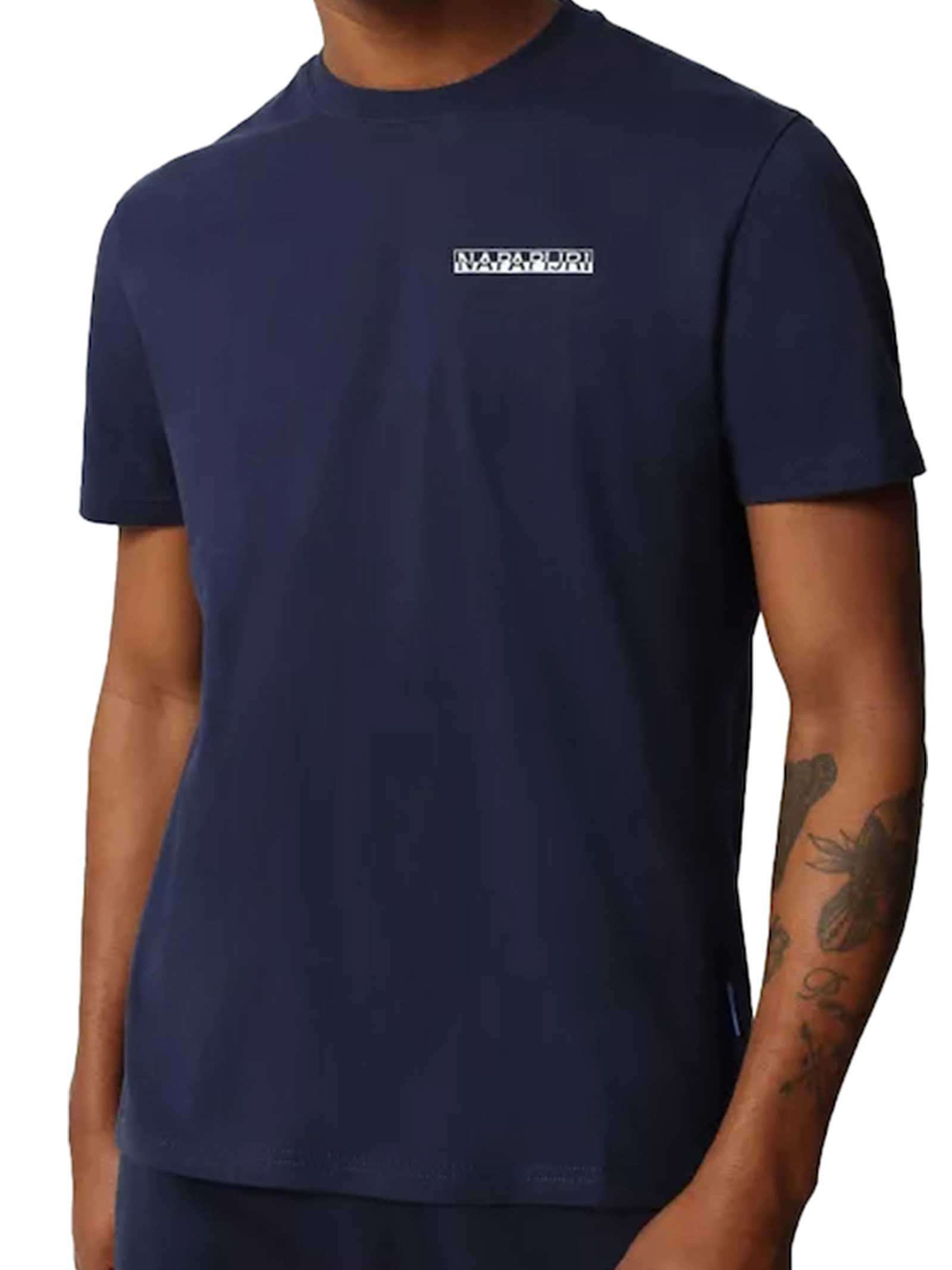 T-SHIRT UOMO NAPAPIJRI | T-shirt | NP0A4F7FBB6