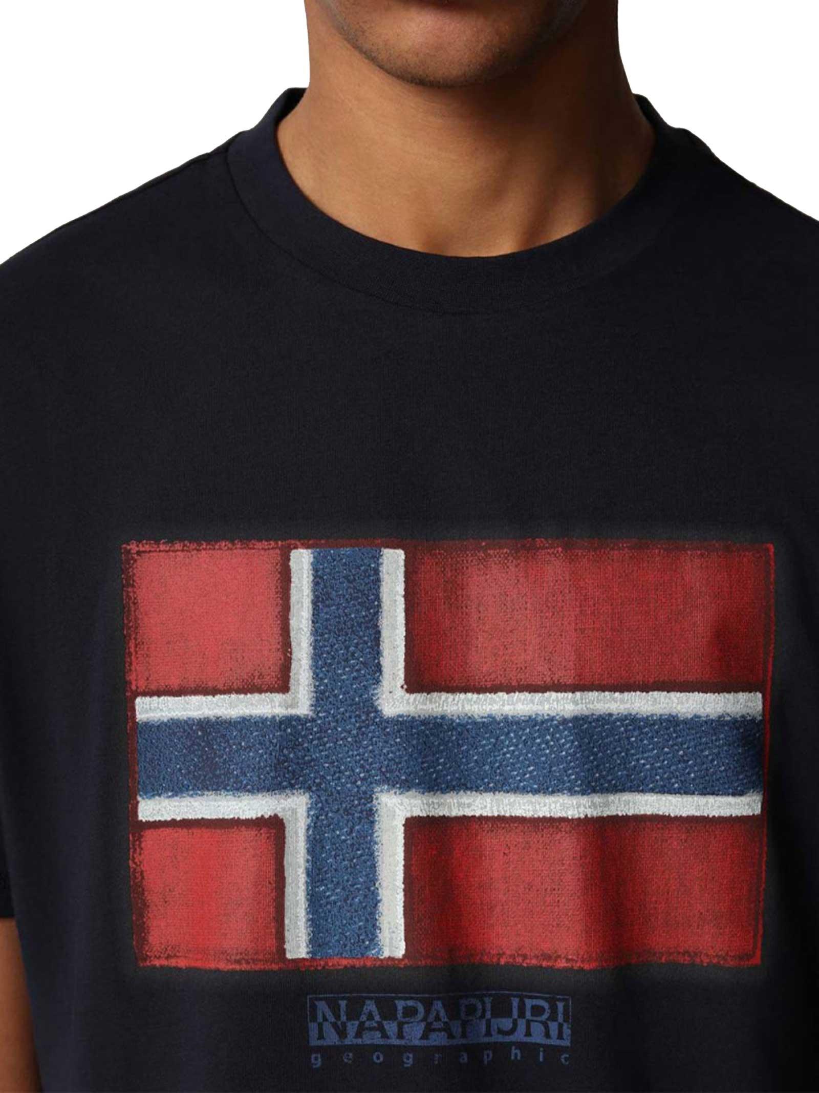 T-SHIRT UOMO NAPAPIJRI | T-shirt | NP0A4F9R176