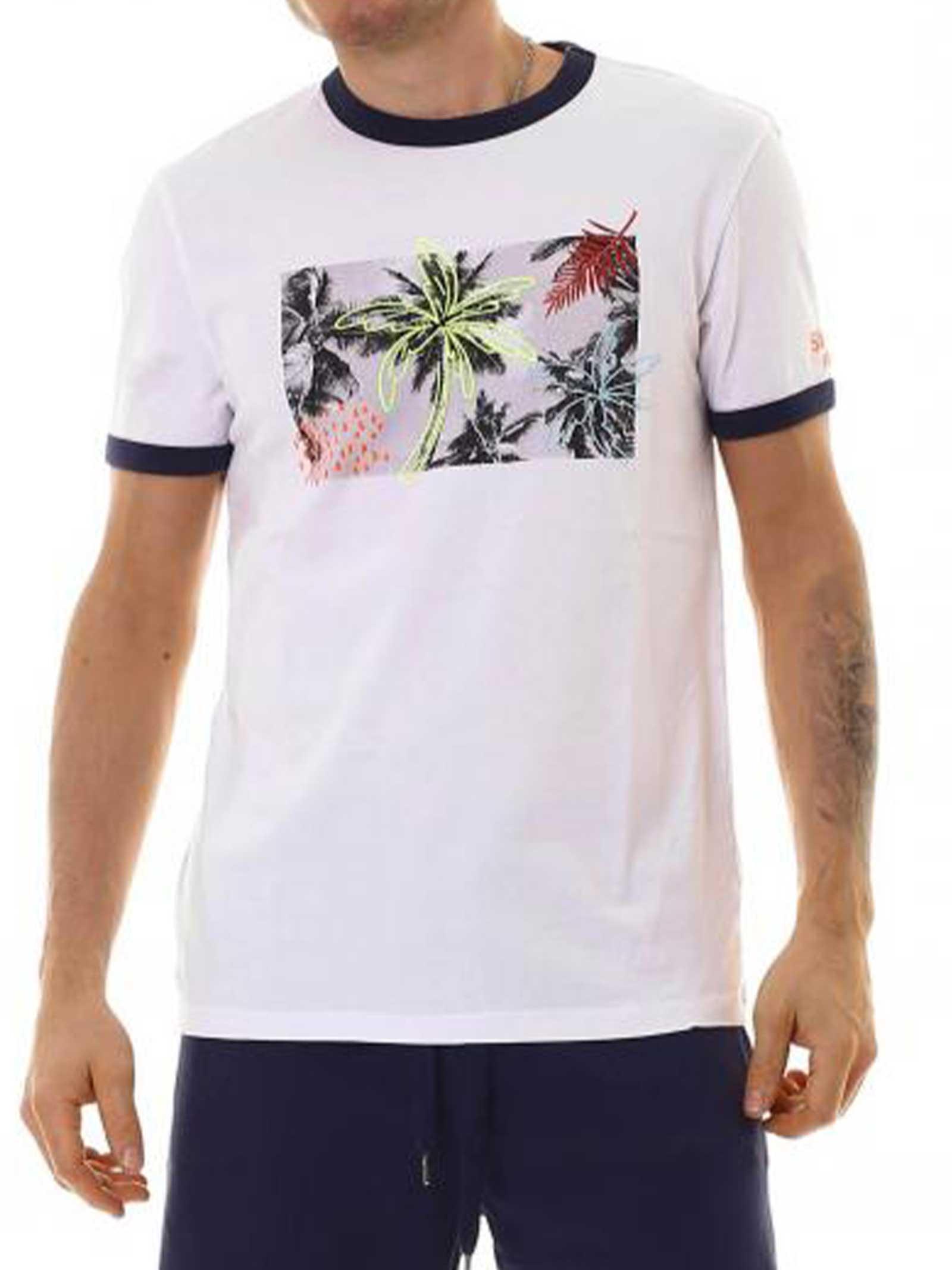 T-SHIRT UOMO SUN68 | T-shirt | T311230107