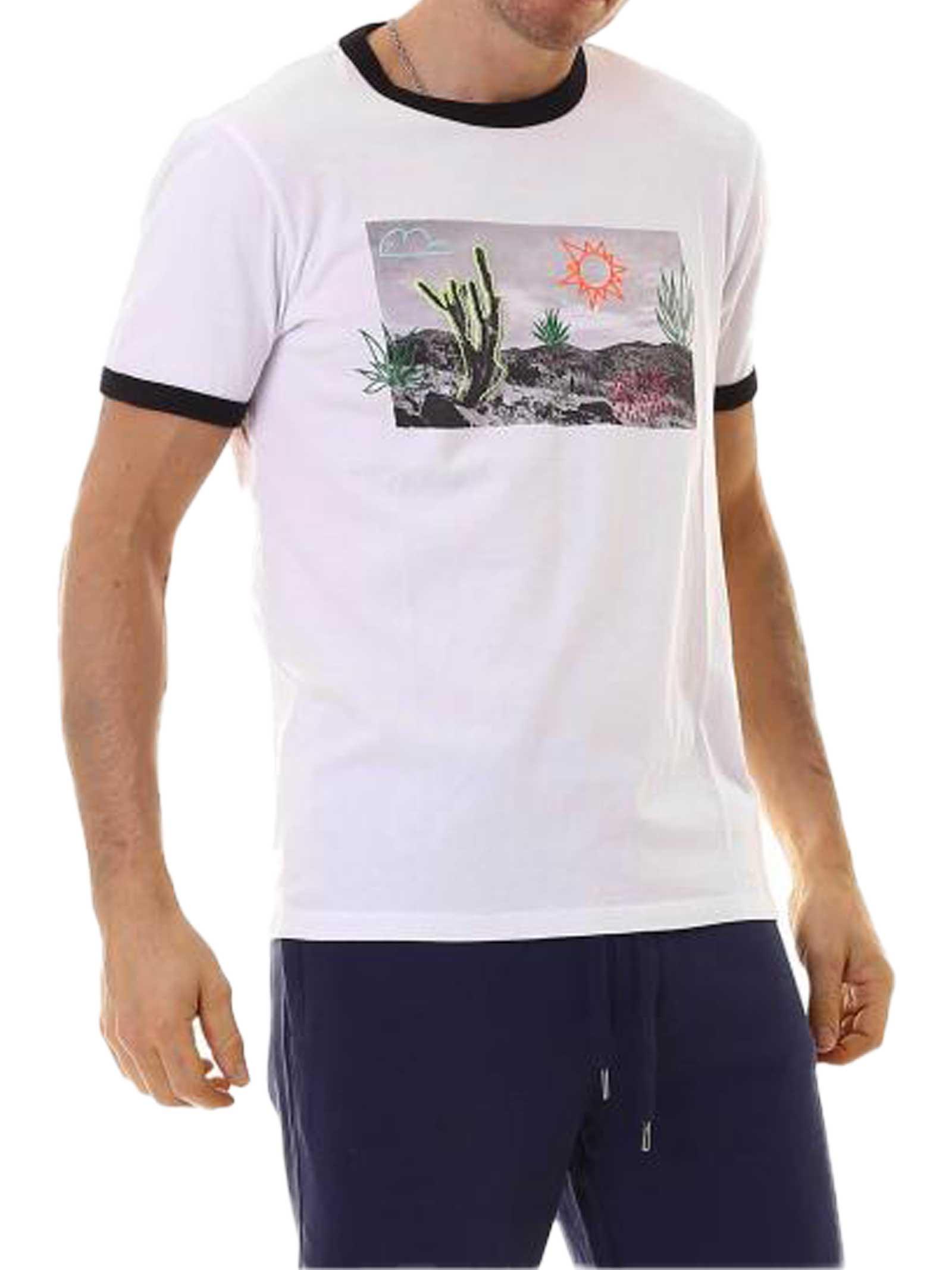 T-SHIRT UOMO SUN68   T-shirt   T311230111