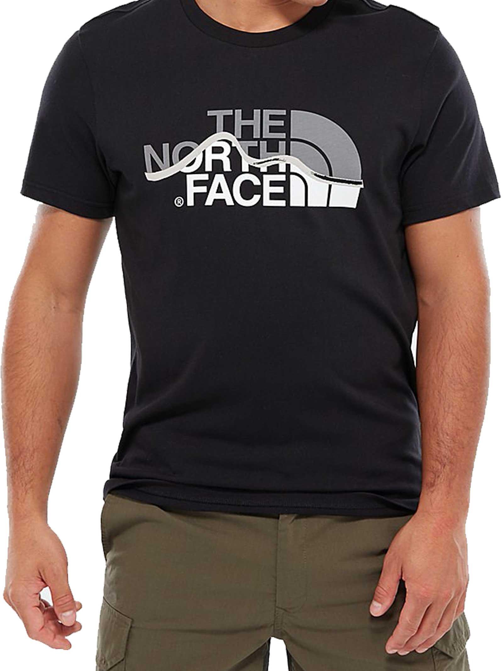 T-SHIRT THE NORTH FACE THE NORTH FACE   T-shirt   NF00A3G2JK31