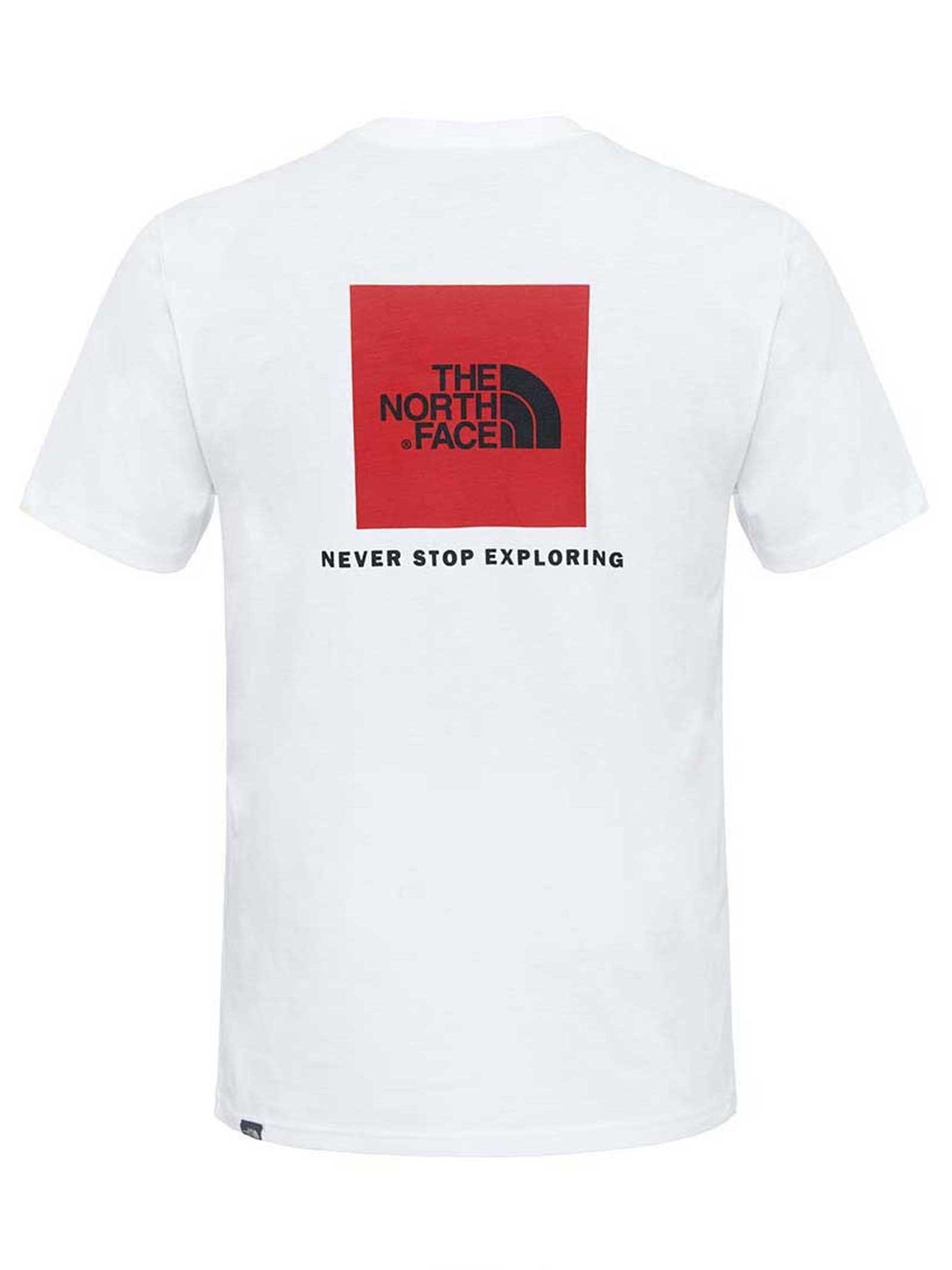 T-SHIRT THE NORTH FACE THE NORTH FACE   T-shirt   NF0A2TX2FN41