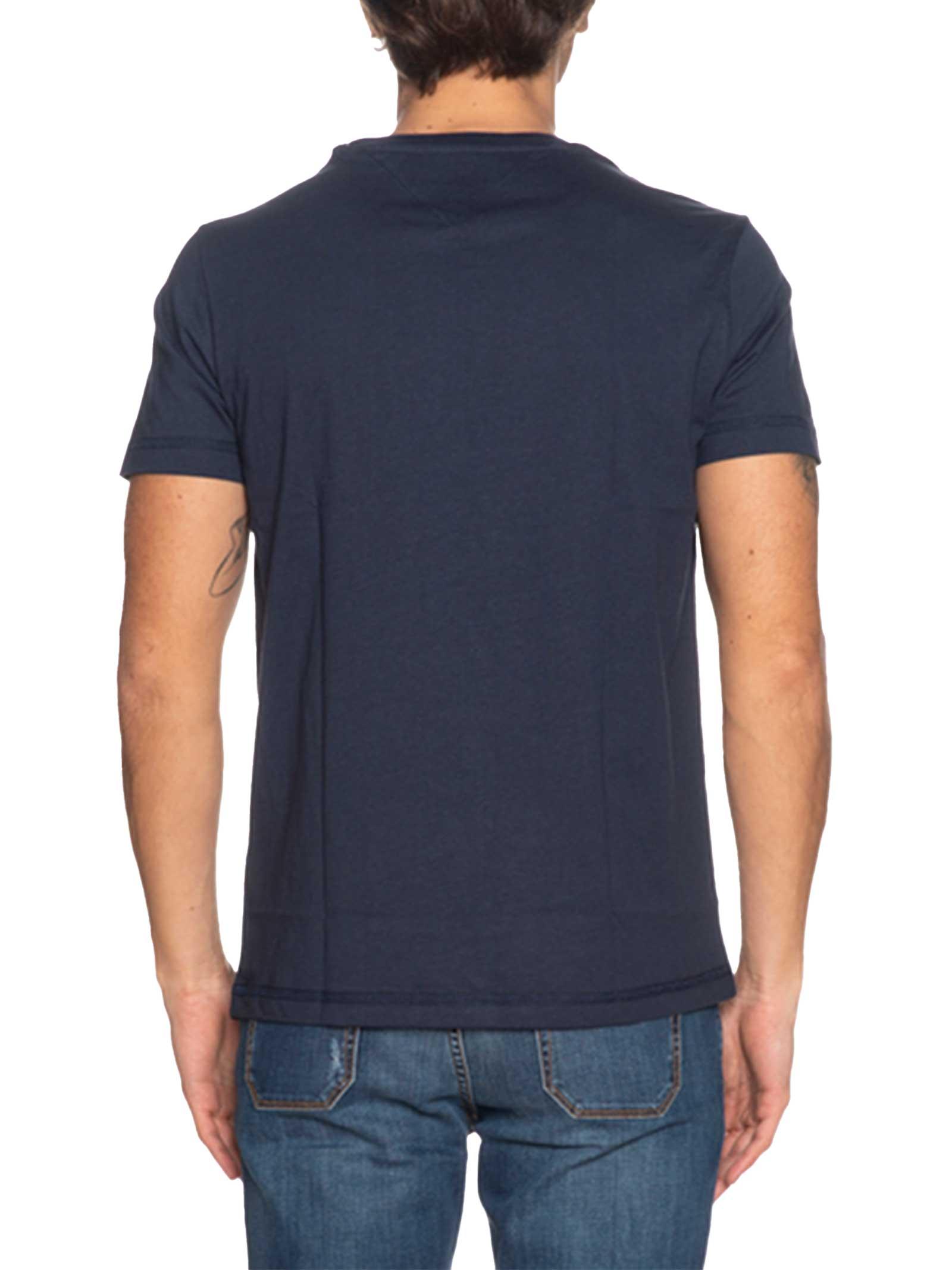 T-SHIRT UOMO TOMMY HILFIGER | T-shirt | DM0DM10099C87