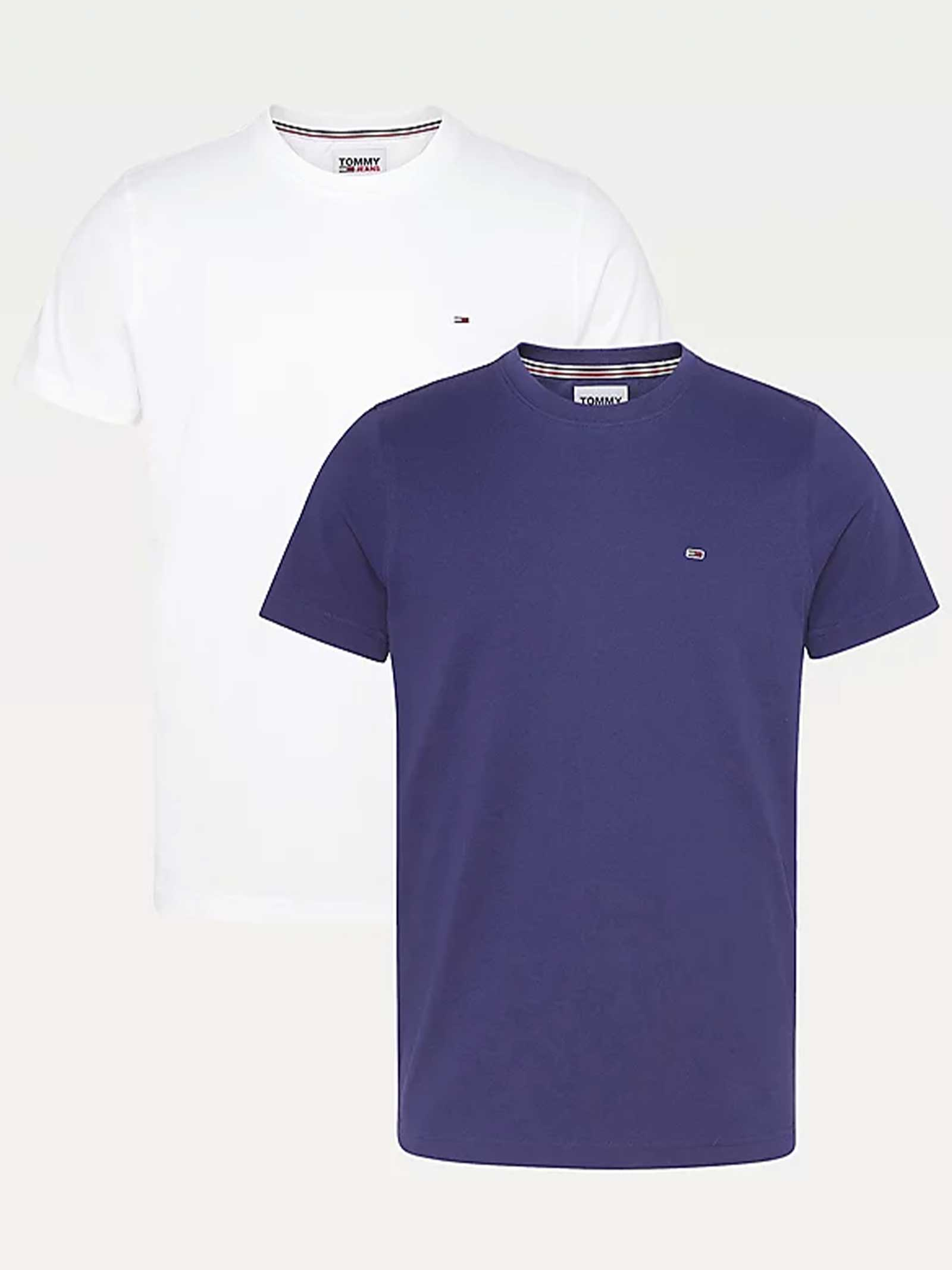 T-SHIRT UOMO TOMMY HILFIGER   T-shirt   DM0DM107050XU