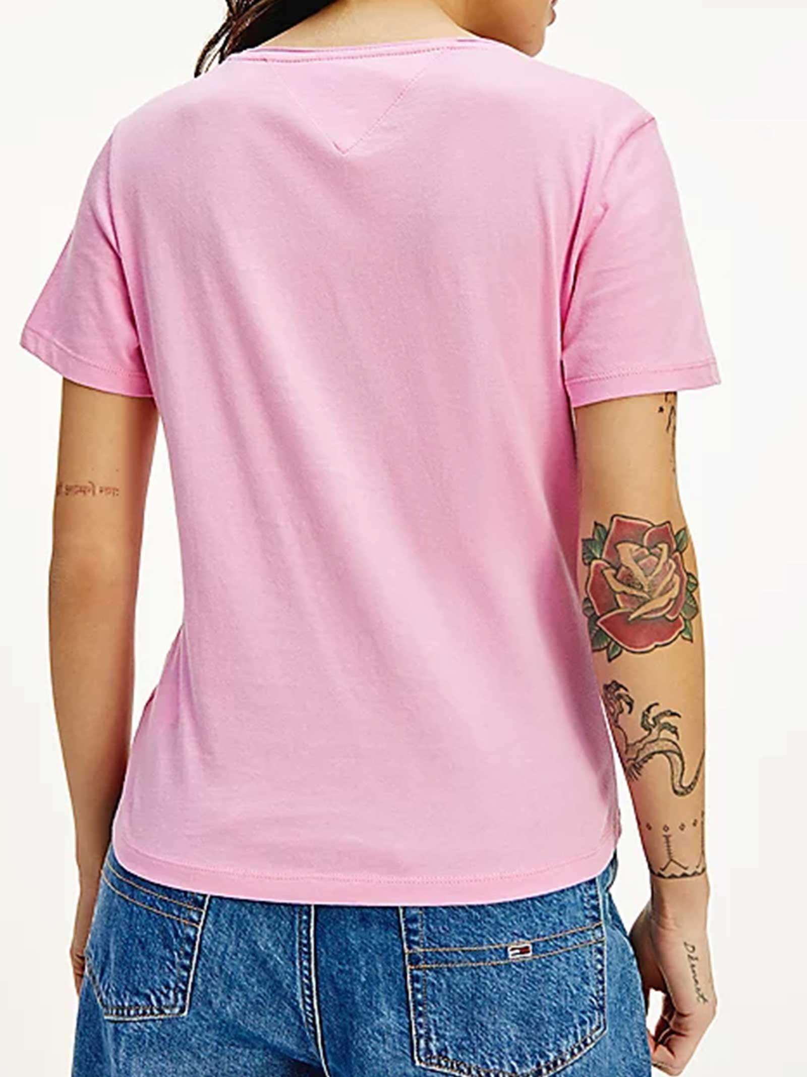 T-SHIRT DONNA TOMMY HILFIGER | T-shirt | DW0DW09195TOU