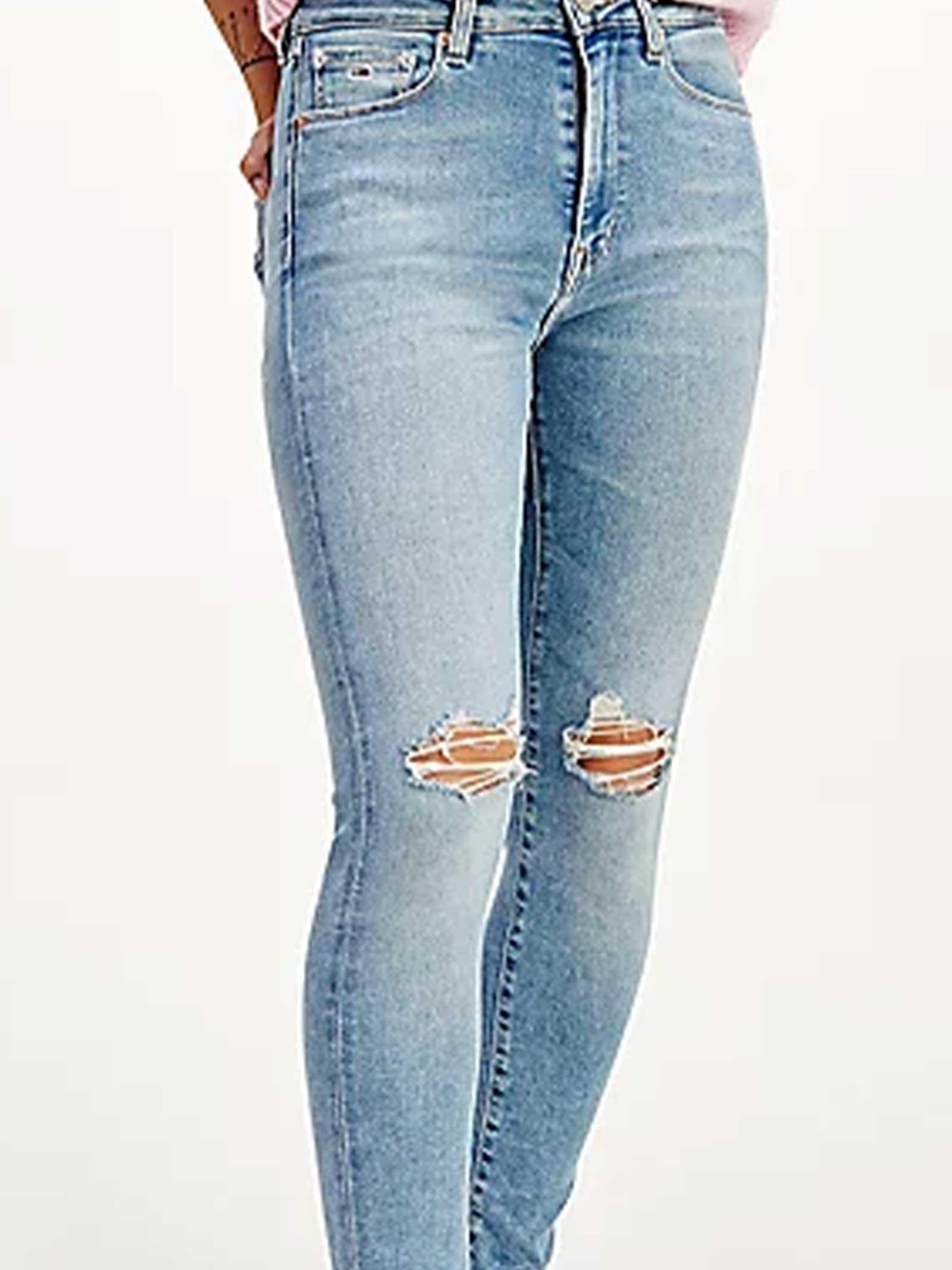 JEANS DONNA TOMMY HILFIGER   Jeans   DW0DW098701AB
