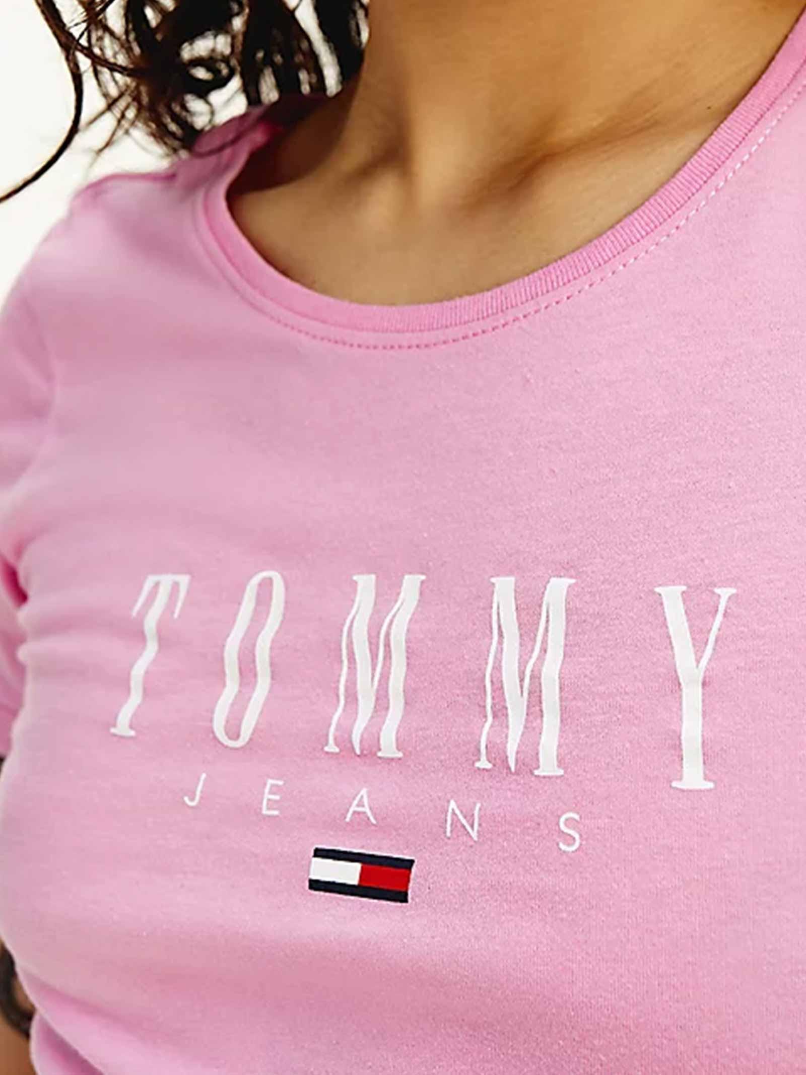 T-SHIRT DONNA TOMMY HILFIGER | T-shirt | DW0DW09926TOU