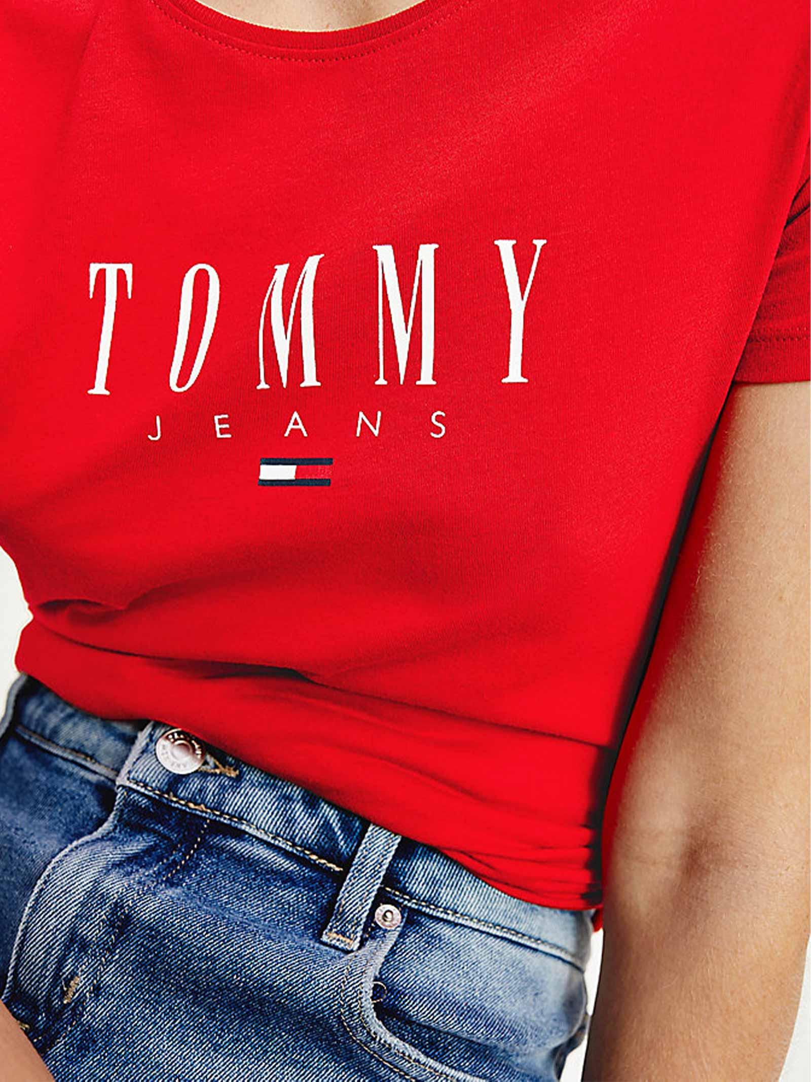 T-SHIRT DONNA TOMMY HILFIGER | T-shirt | DW0DW09926XNL