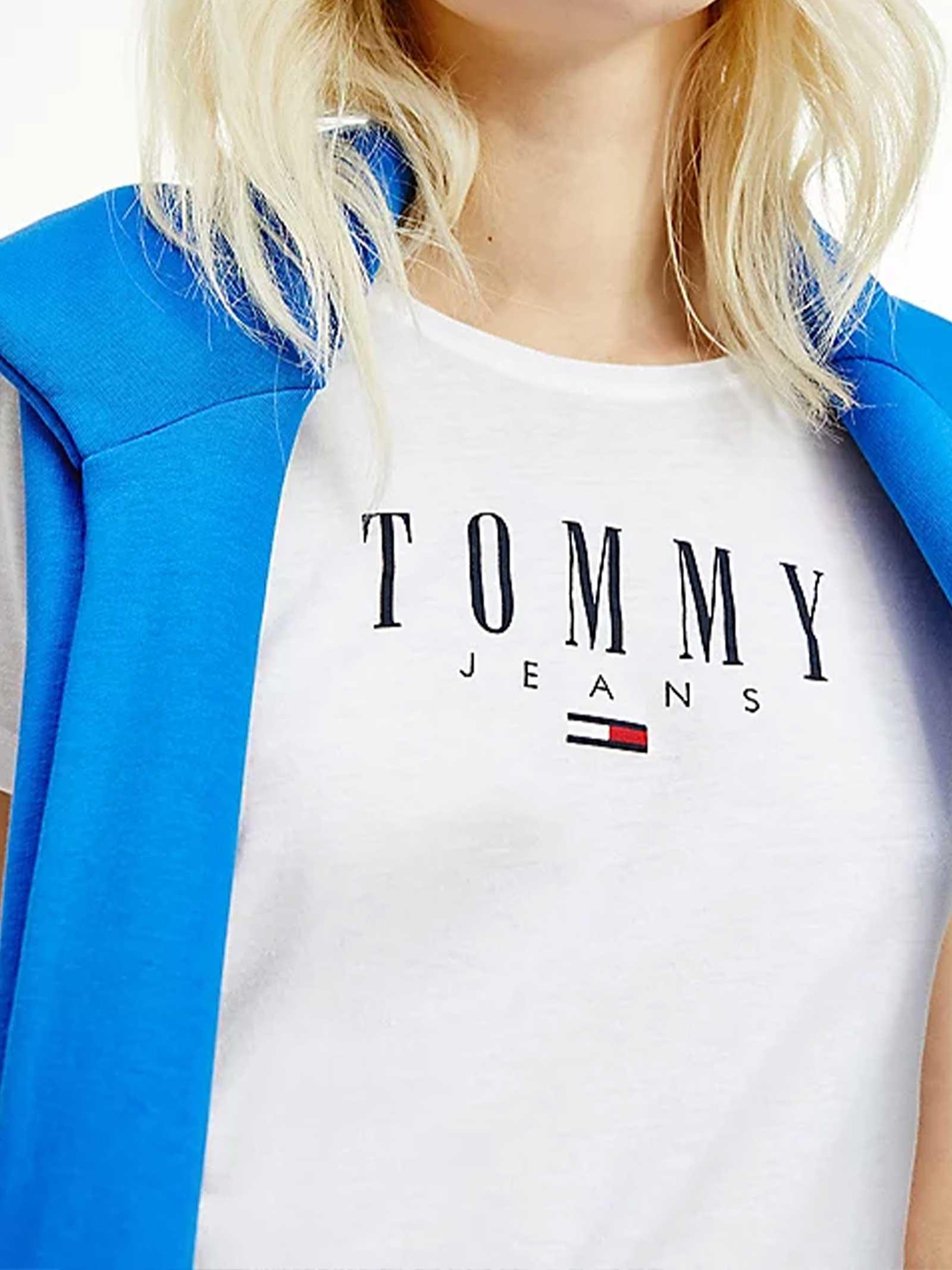 T-SHIRT DONNA TOMMY HILFIGER   T-shirt   DW0DW09926YBR